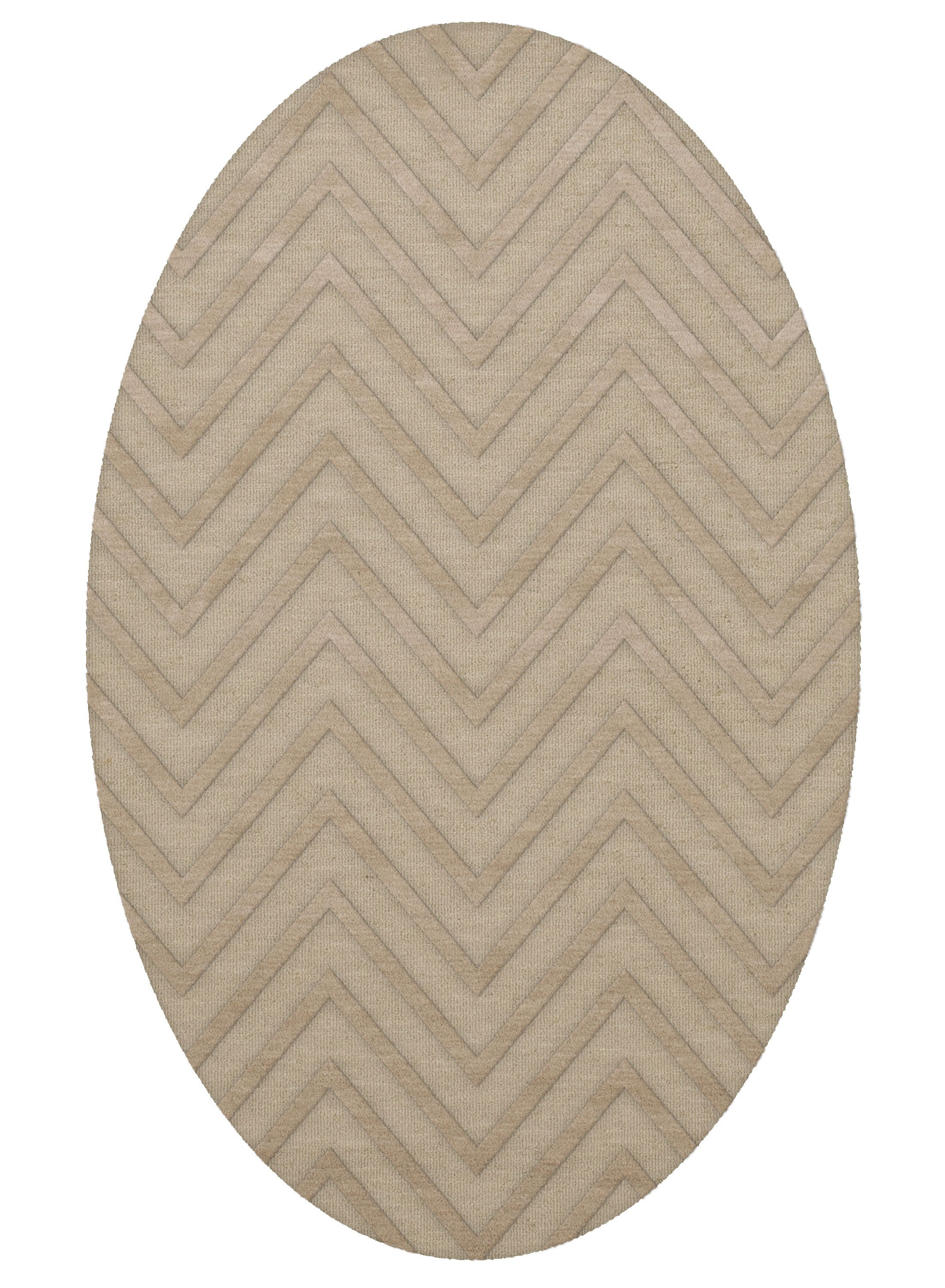 Dover Linen Area Rug Rug Size: Oval 8' x 10'