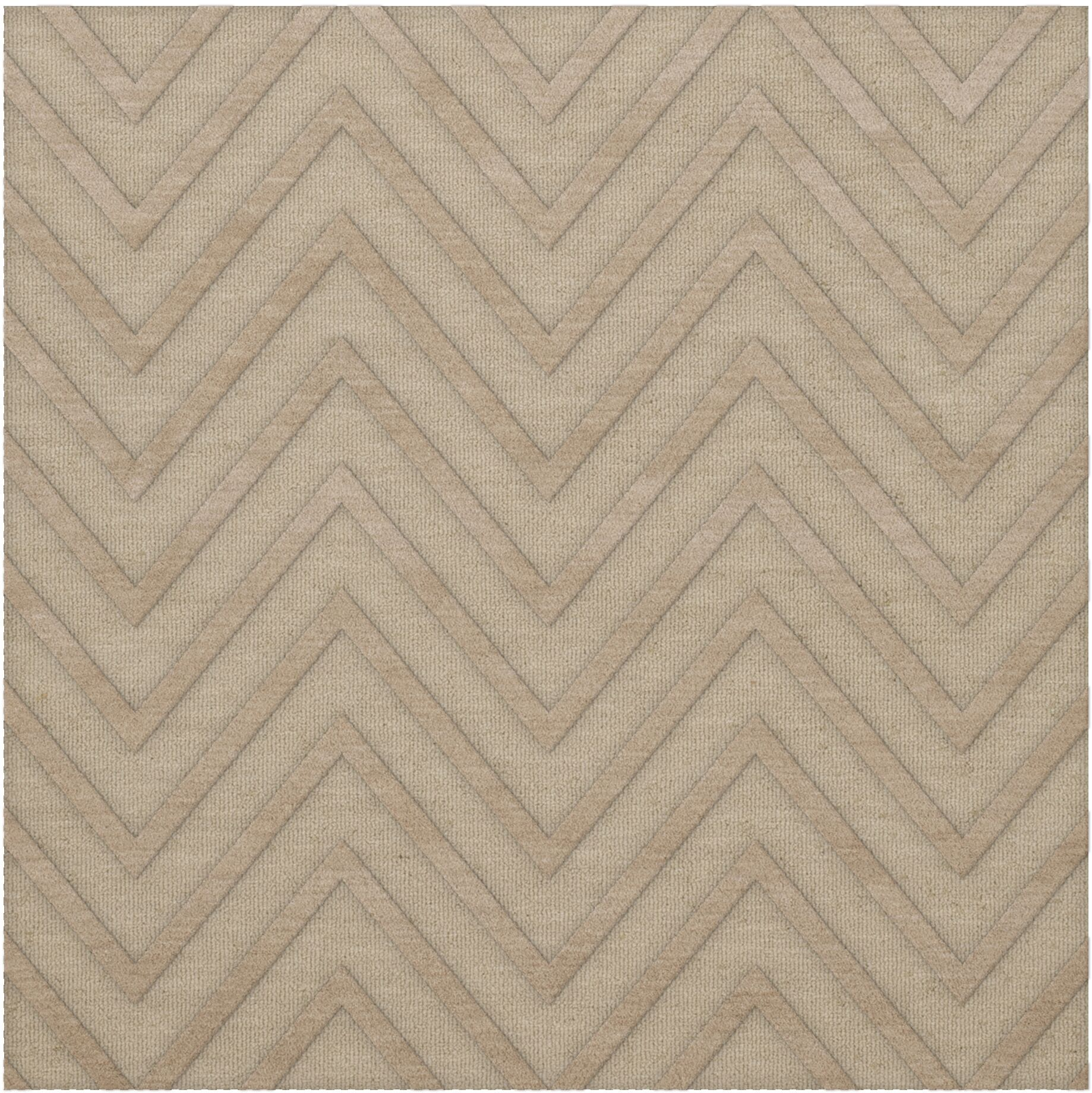 Dover Linen Area Rug Rug Size: Square 8'