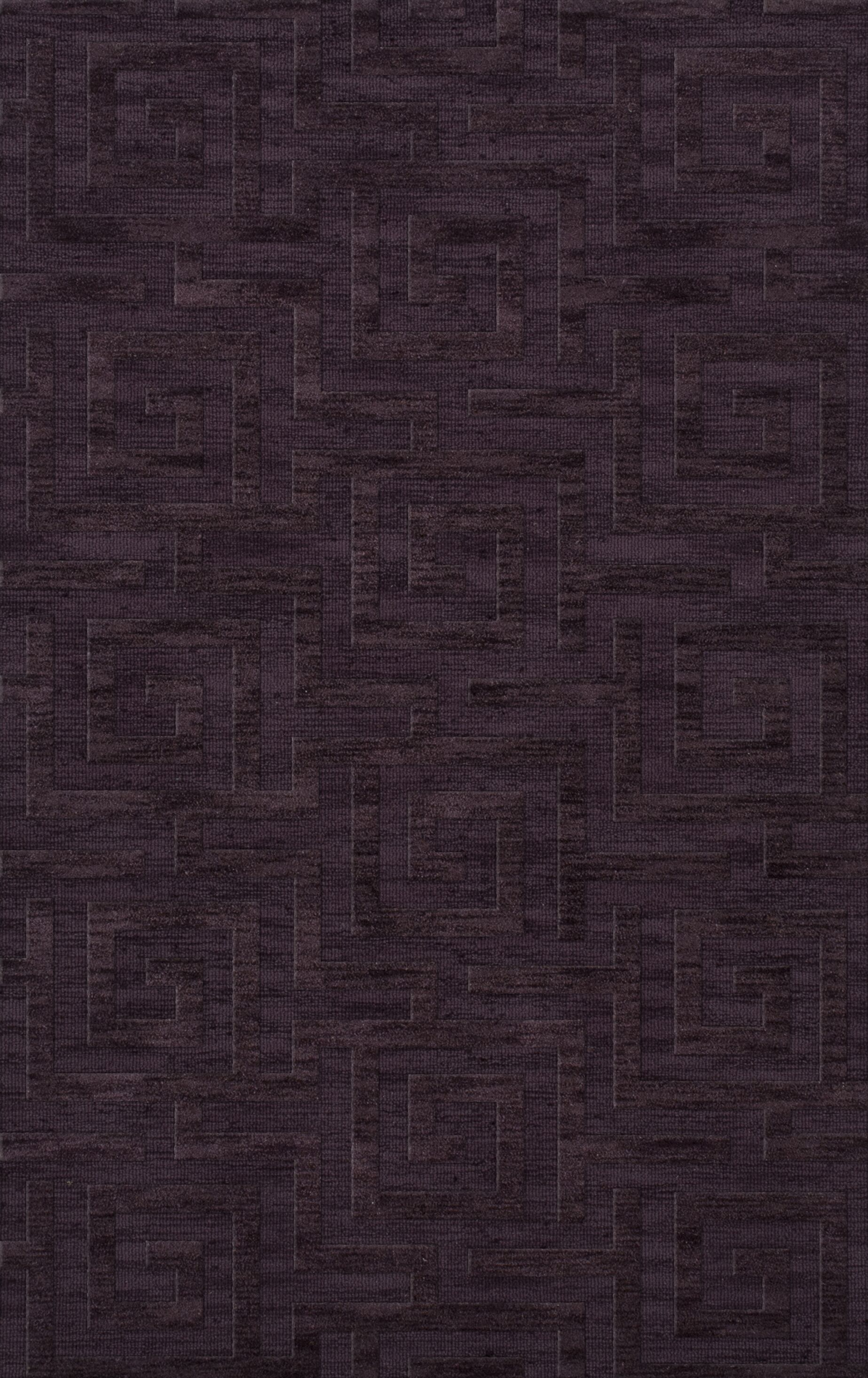 Dover Grape Ice Area Rug Rug Size: Rectangle 6' x 9'