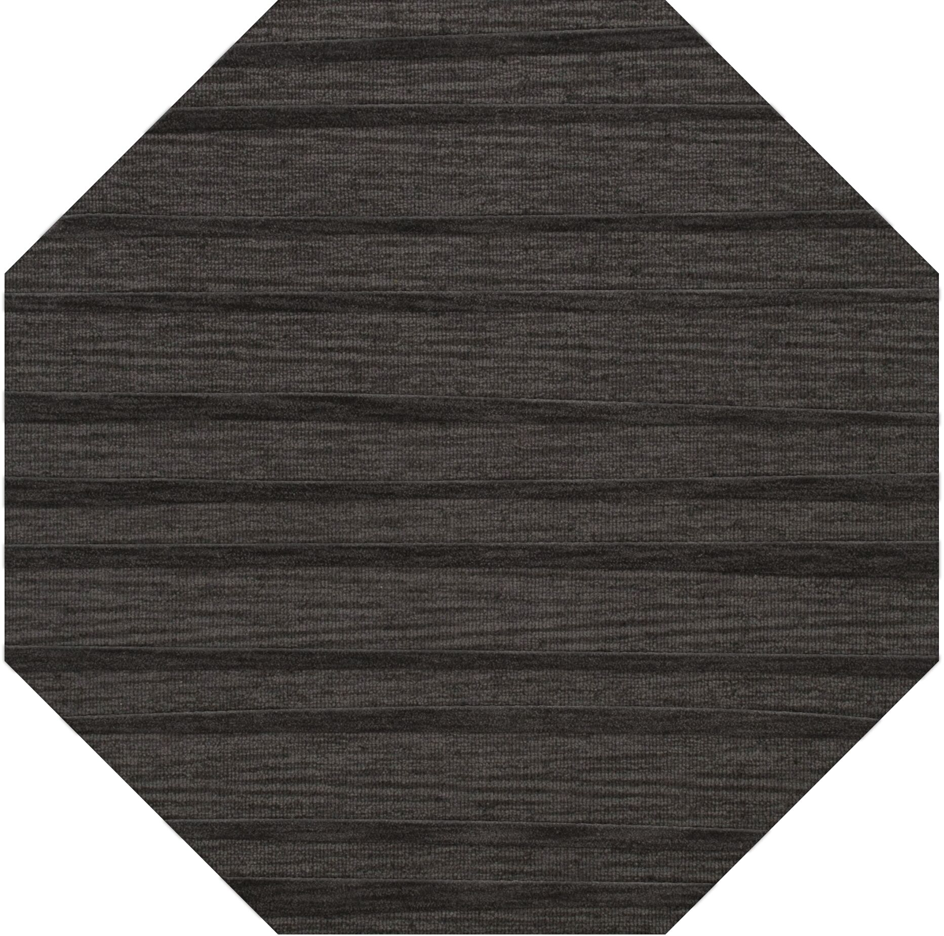 Dover Tufted Wool Ash Area Rug Rug Size: Octagon 12'