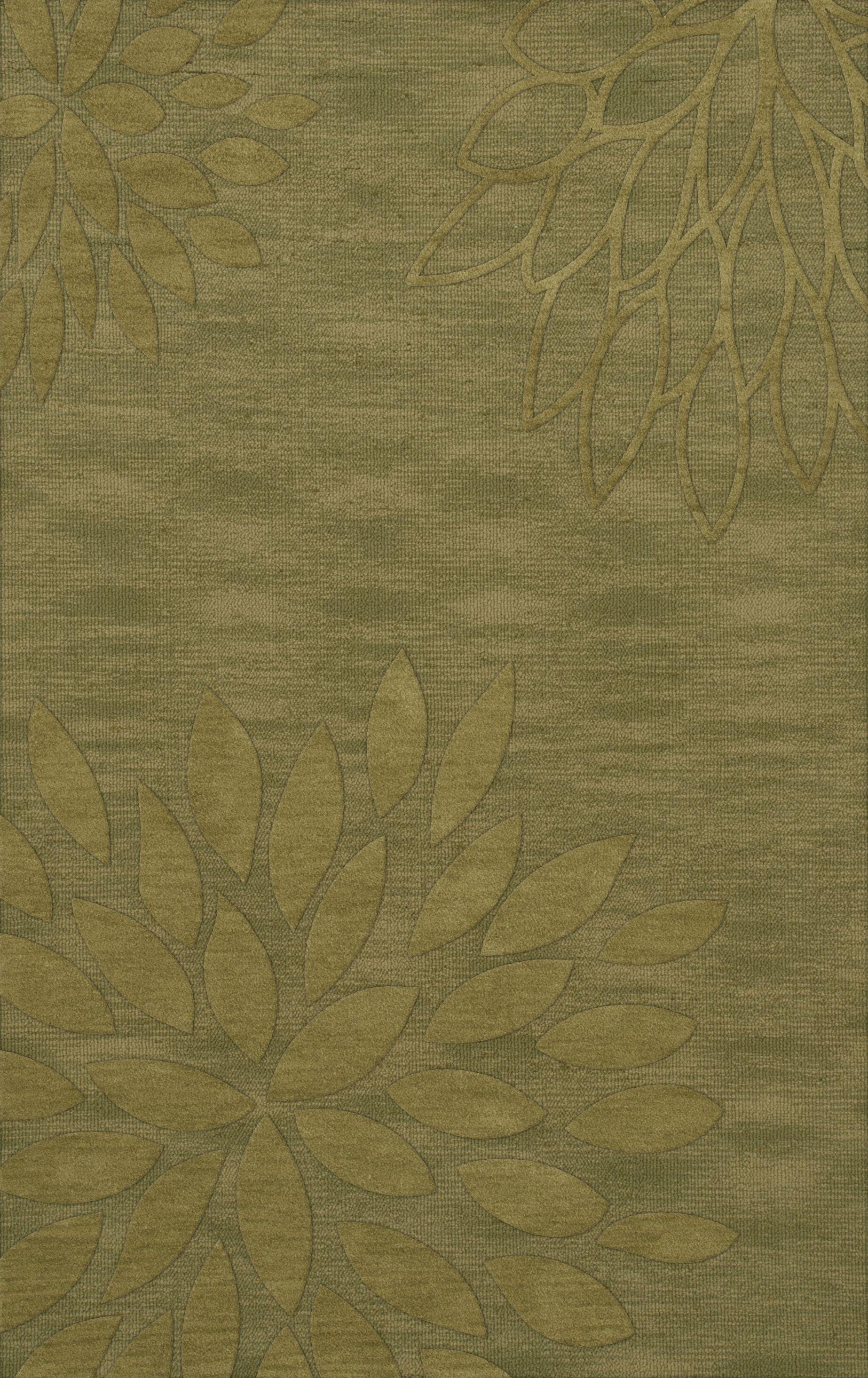 Bao Pear Area Rug Rug Size: Rectangle 4' x 6'