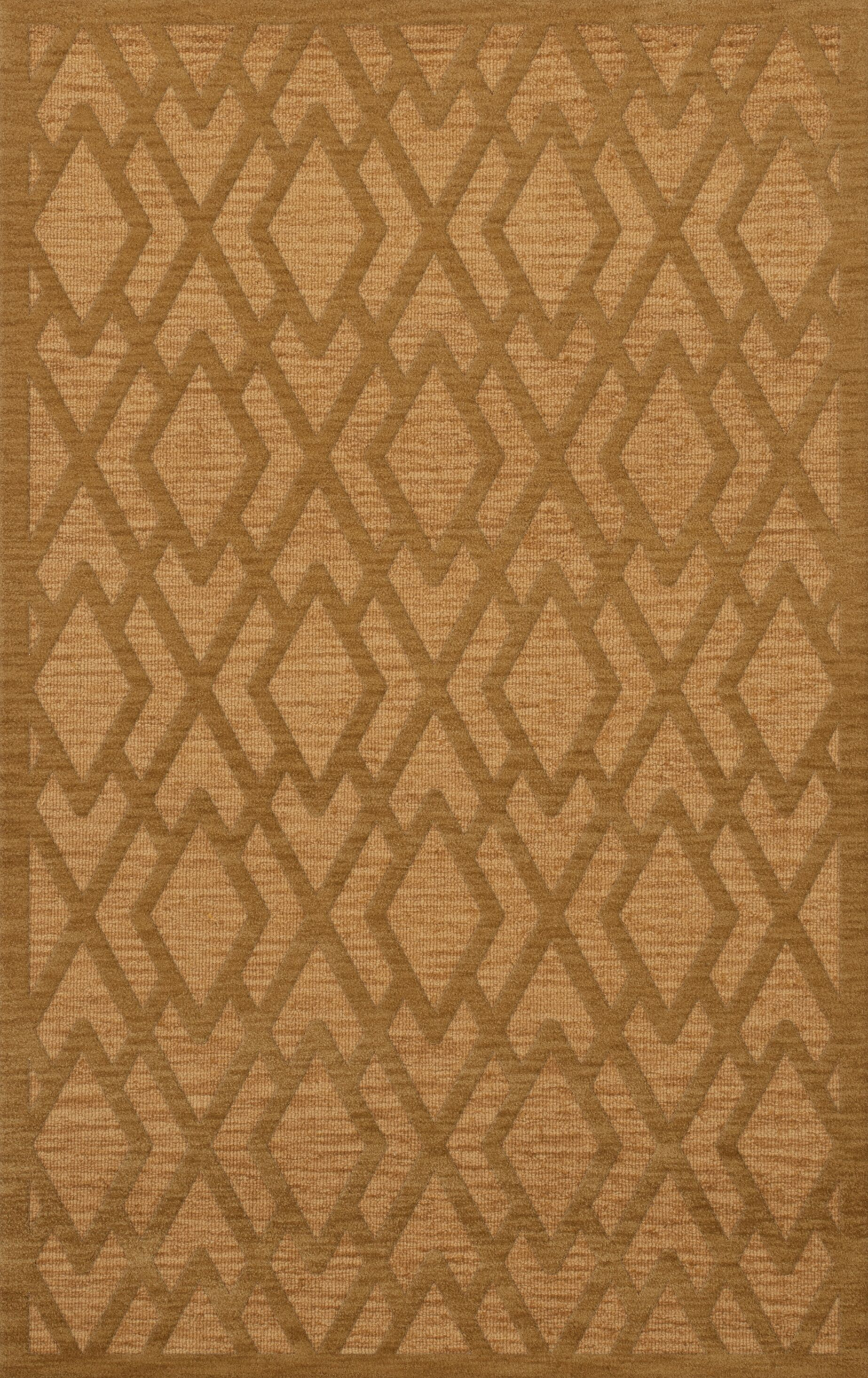 Dover Corn Maze Area Rug Rug Size: Rectangle 4' x 6'