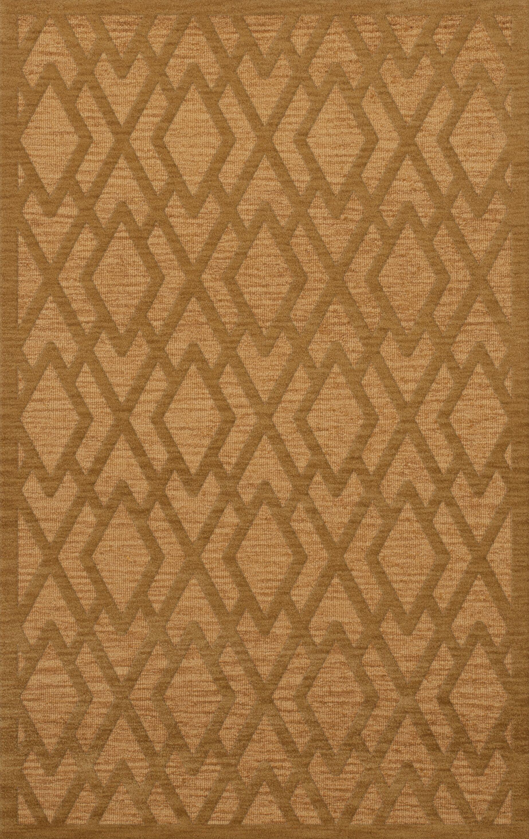 Dover Corn Maze Area Rug Rug Size: Rectangle 3' x 5'