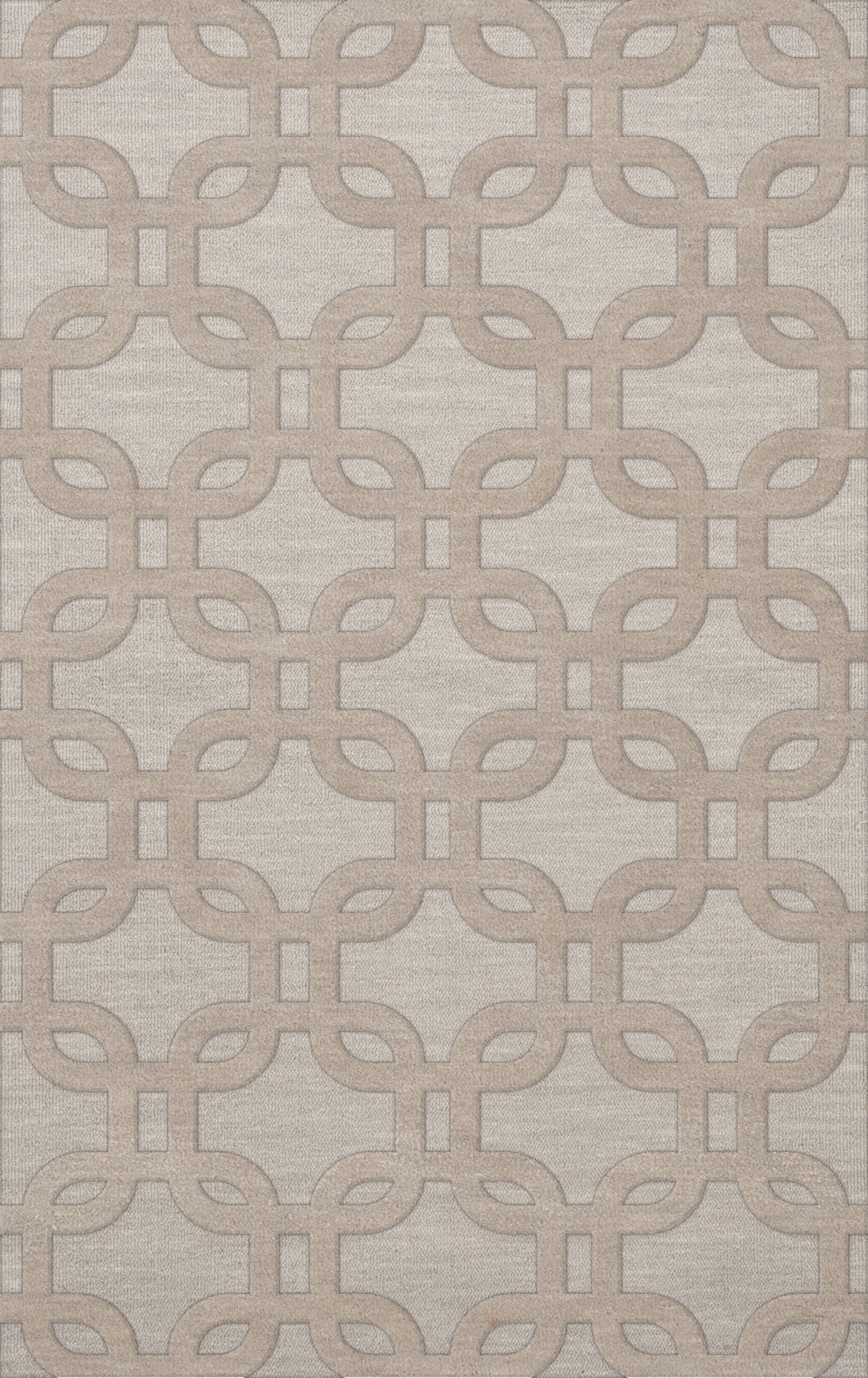 Dover Putty Area Rug Rug Size: Rectangle 5' x 8'
