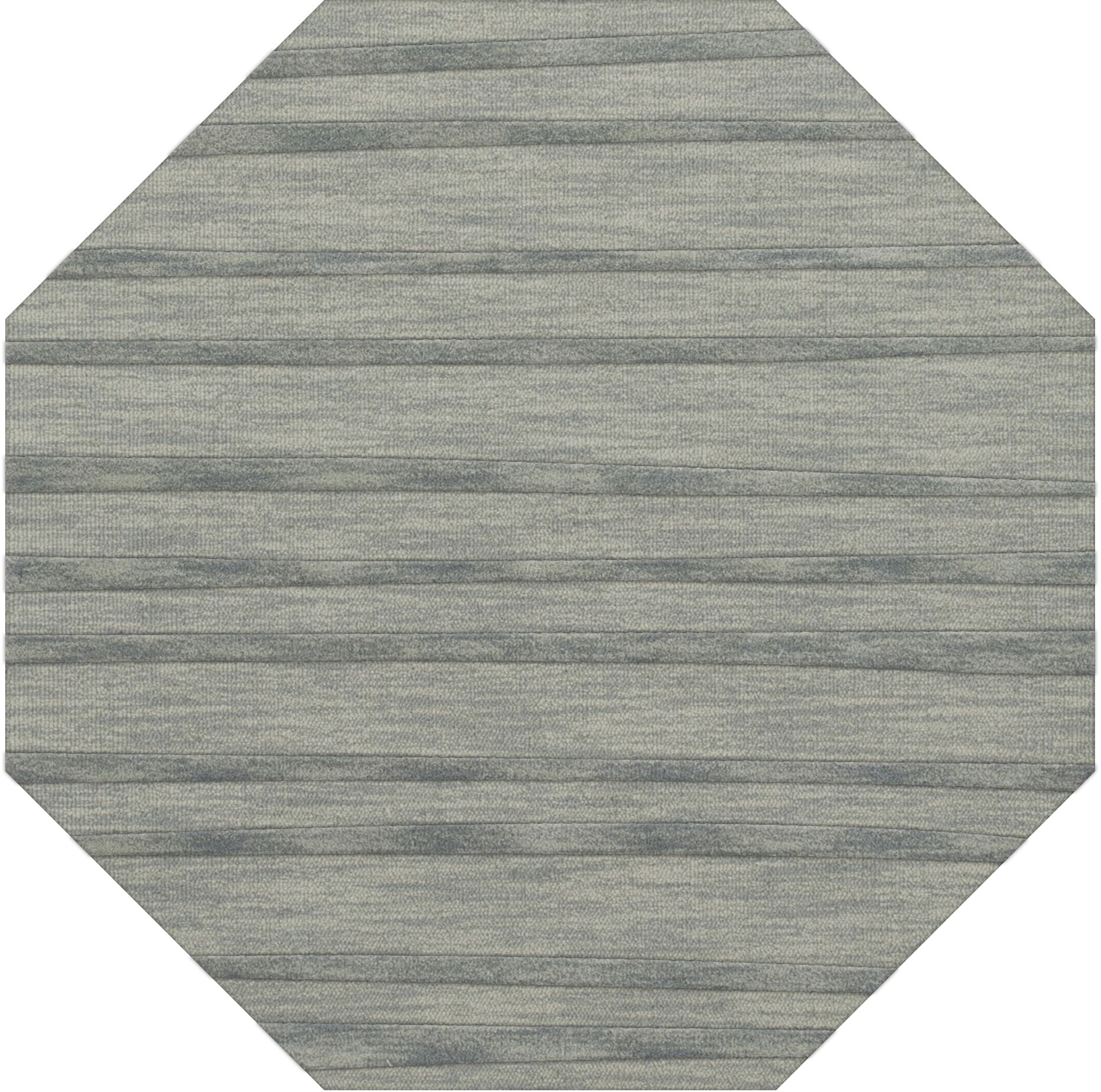 Dover Tufted Wool Sea Glass Area Rug Rug Size: Octagon 4'