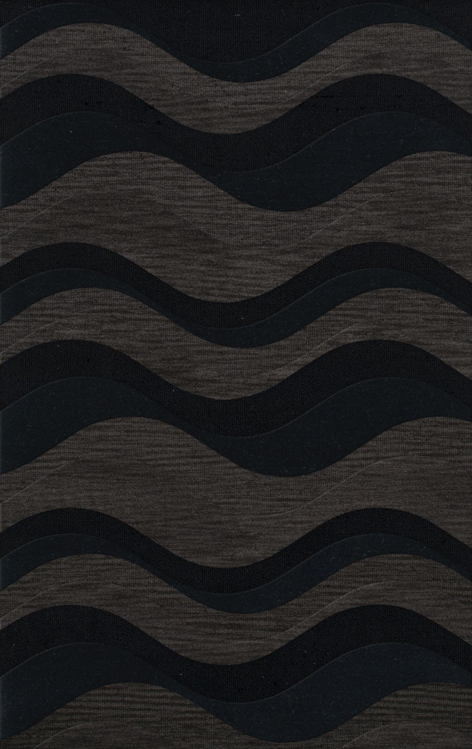 Hambrook Wool Shadow Area Rug Rug Size: Rectangle 8' x 10'