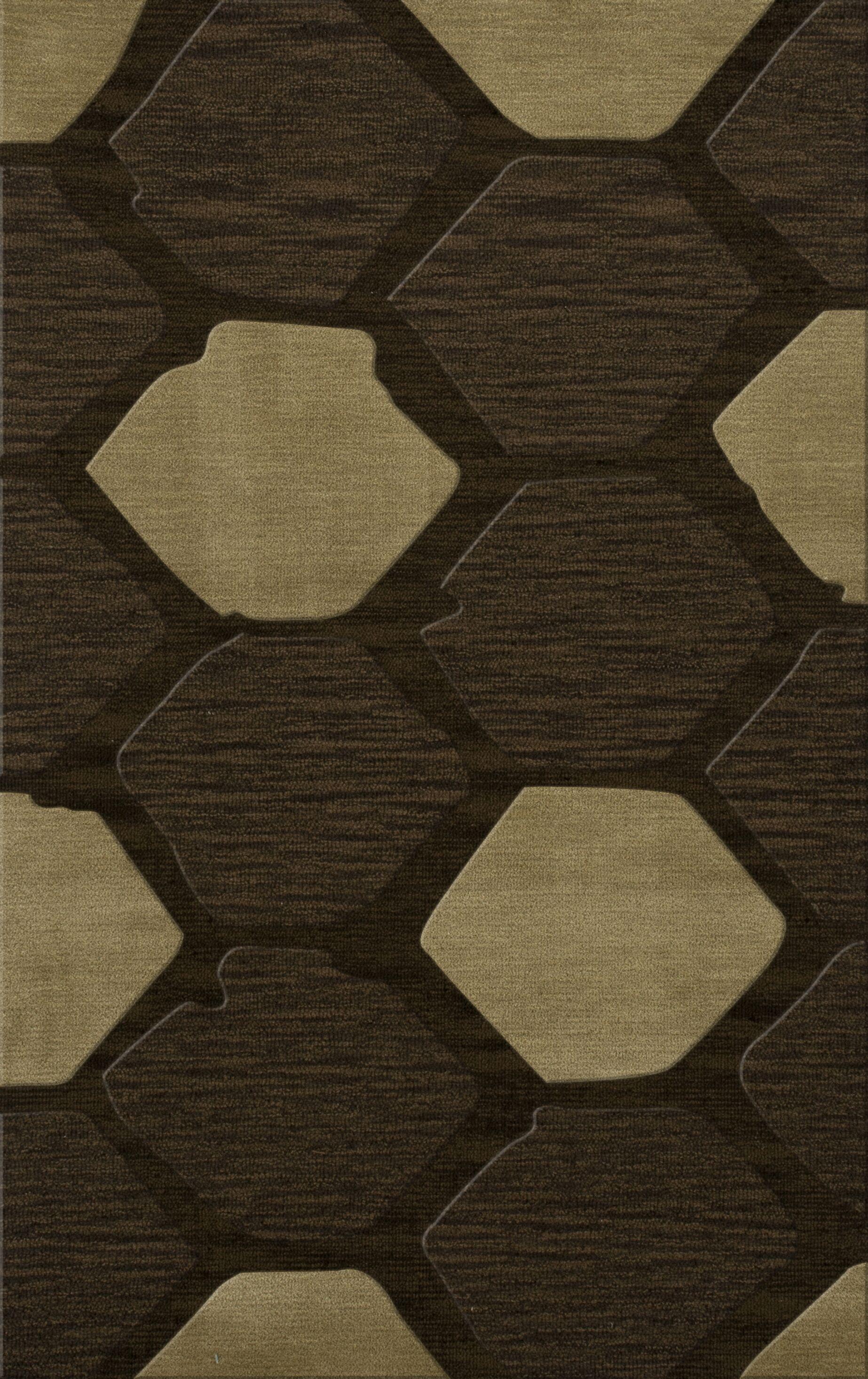 Hanover Wool Fennel Area Rug Rug Size: Rectangle 9' x 12'