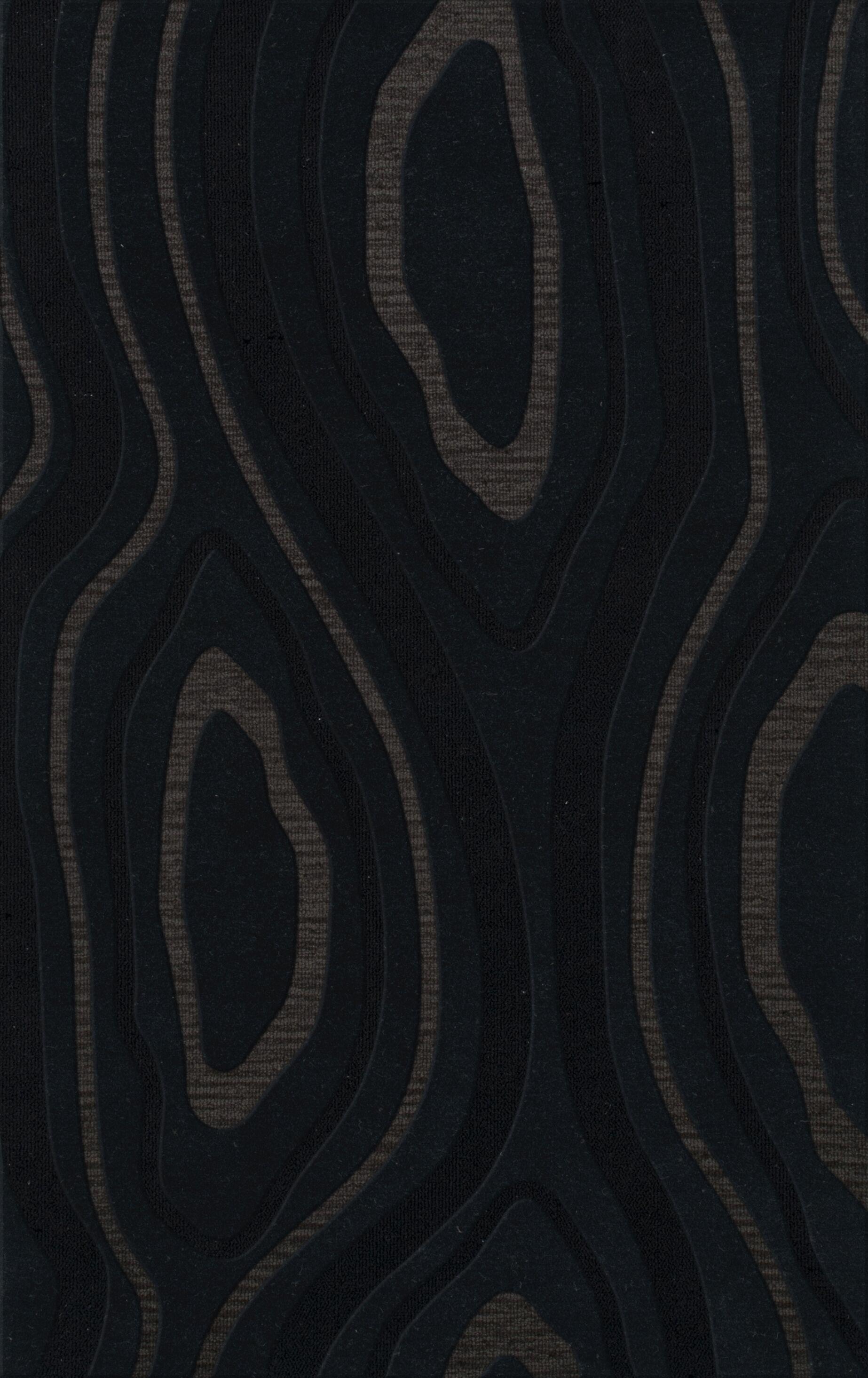 Ireland Wool Pepper Area Rug Rug Size: Rectangle 10' x 14'