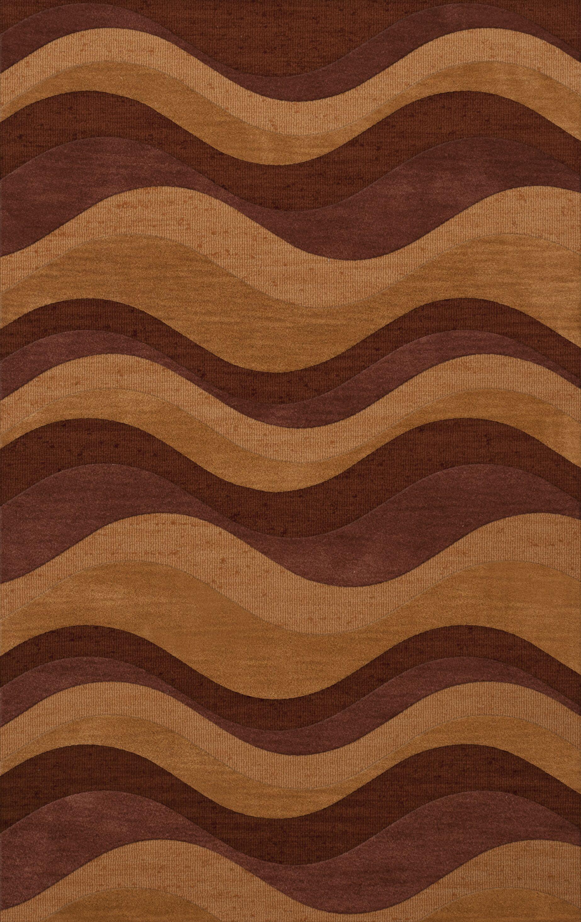 Halley Wool Harvest Area Rug Rug Size: Rectangle 12' x 18'