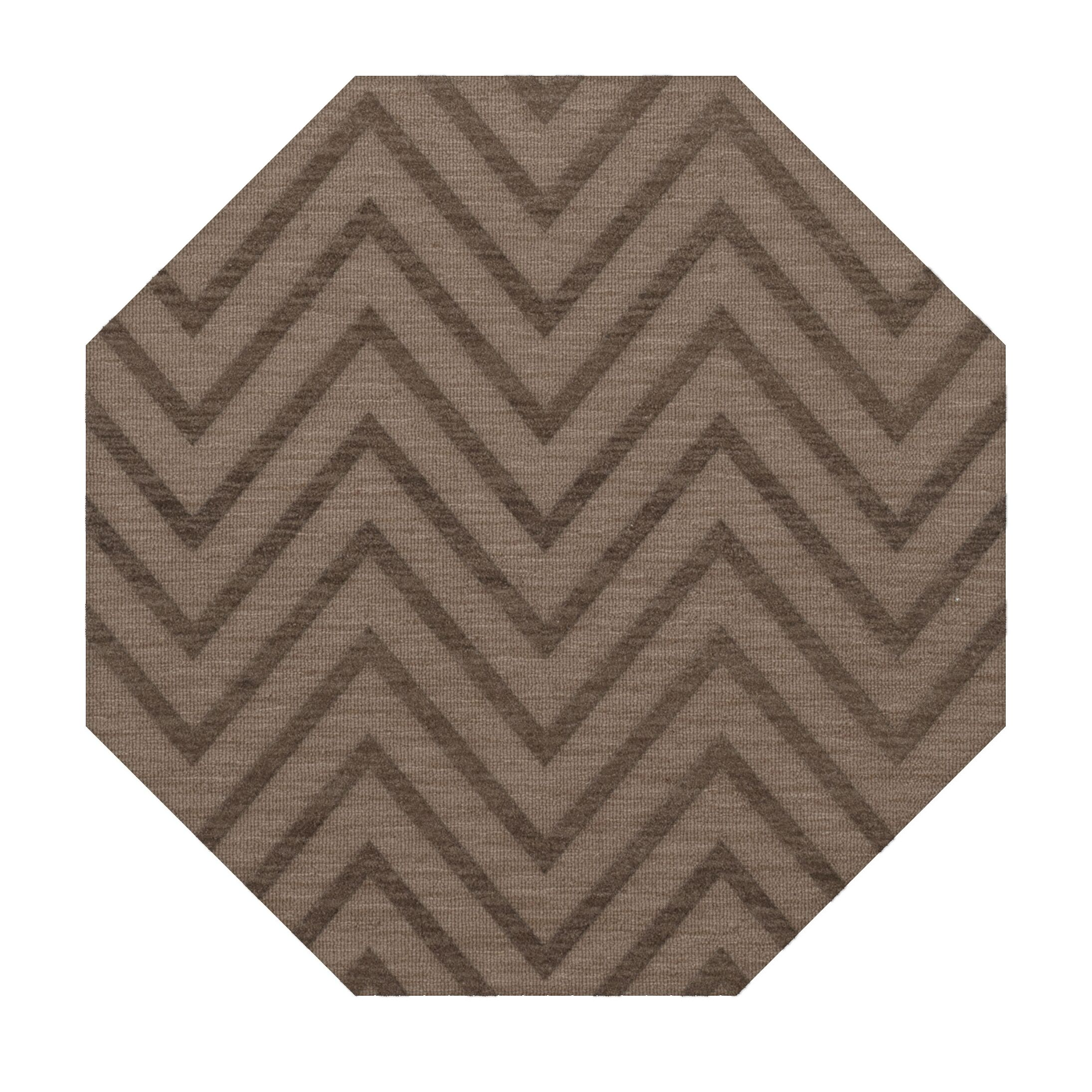 Dover Stone Area Rug Rug Size: Octagon 6'