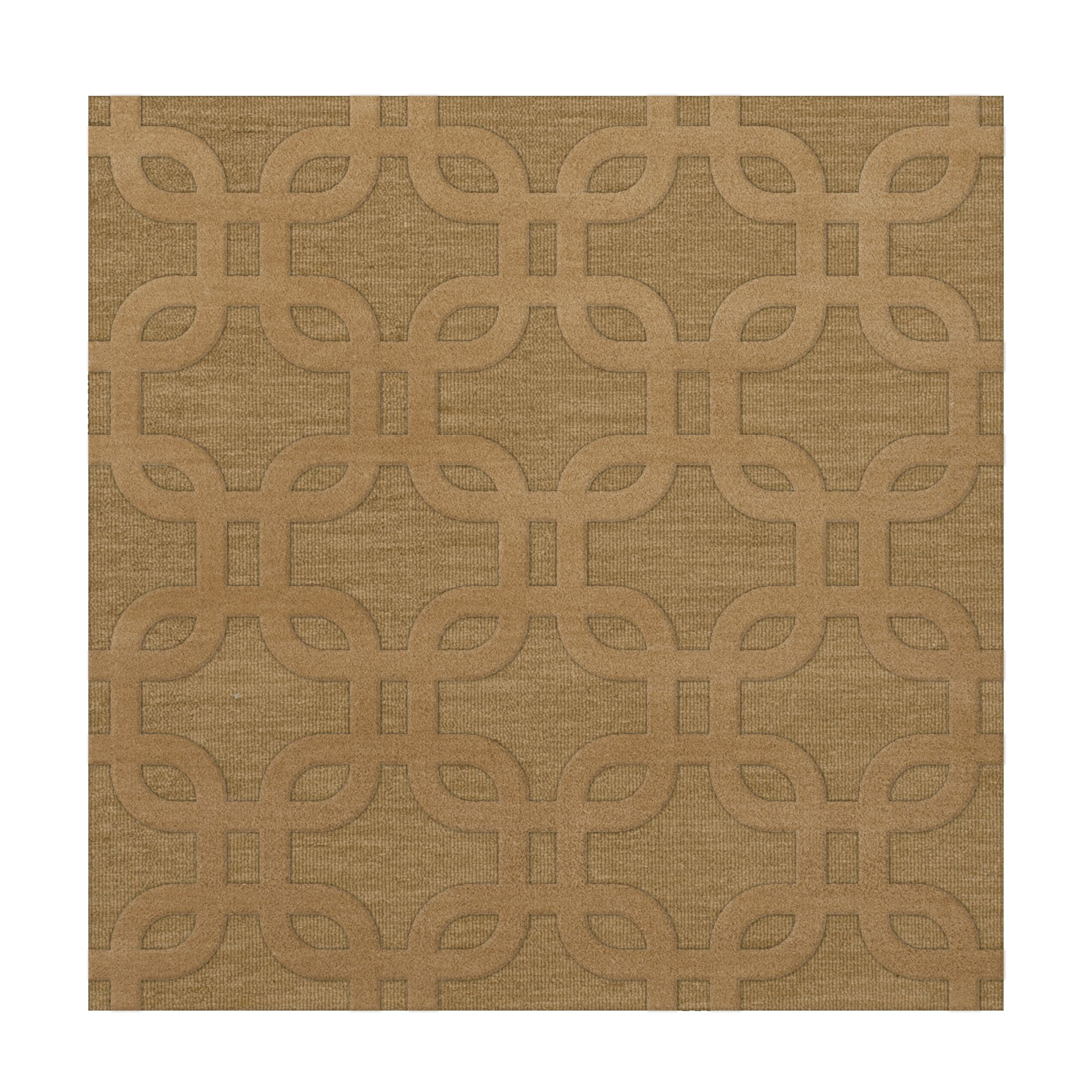 Dover Wheat Area Rug Rug Size: Square 12'