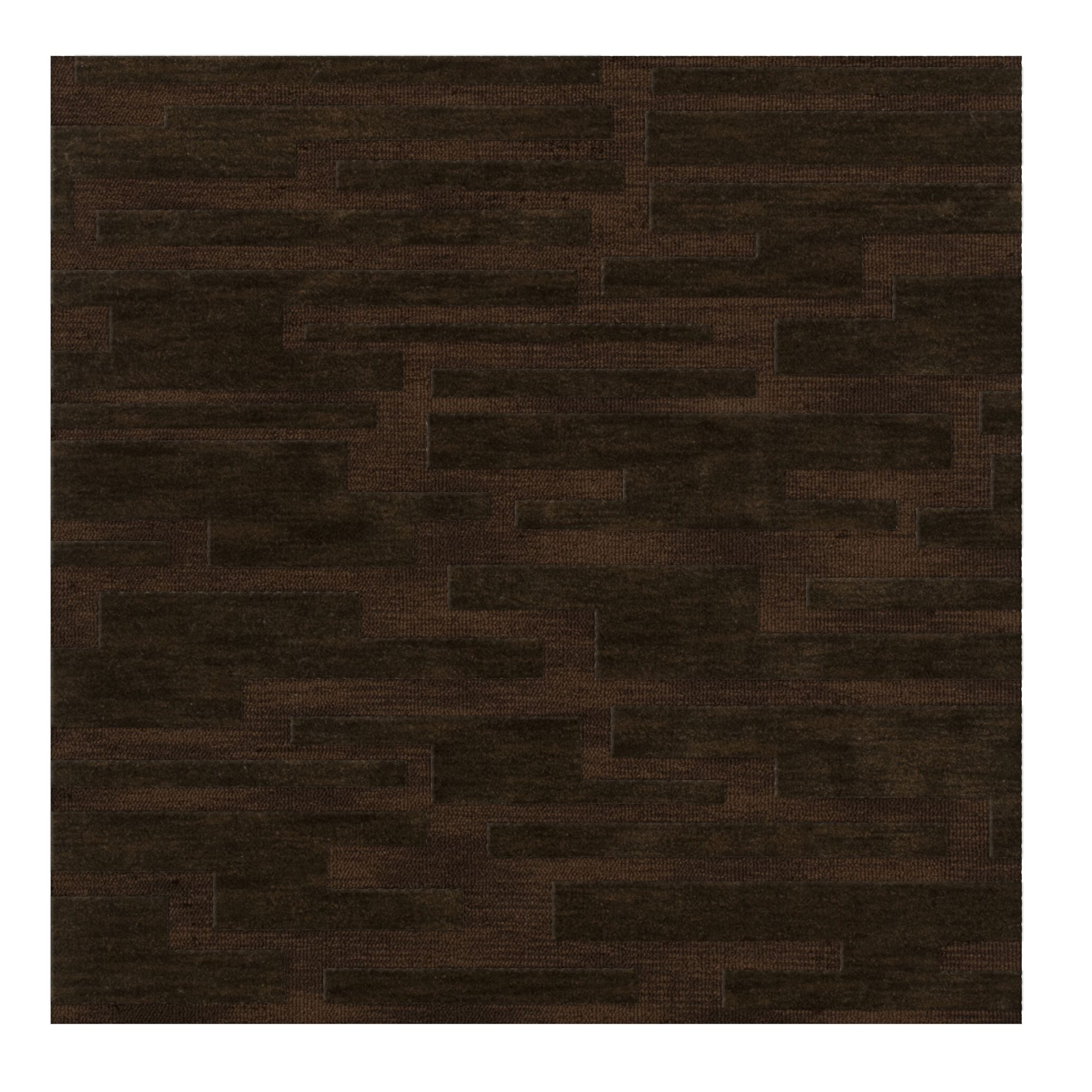 Dover Fudge Area Rug Rug Size: Square 12'