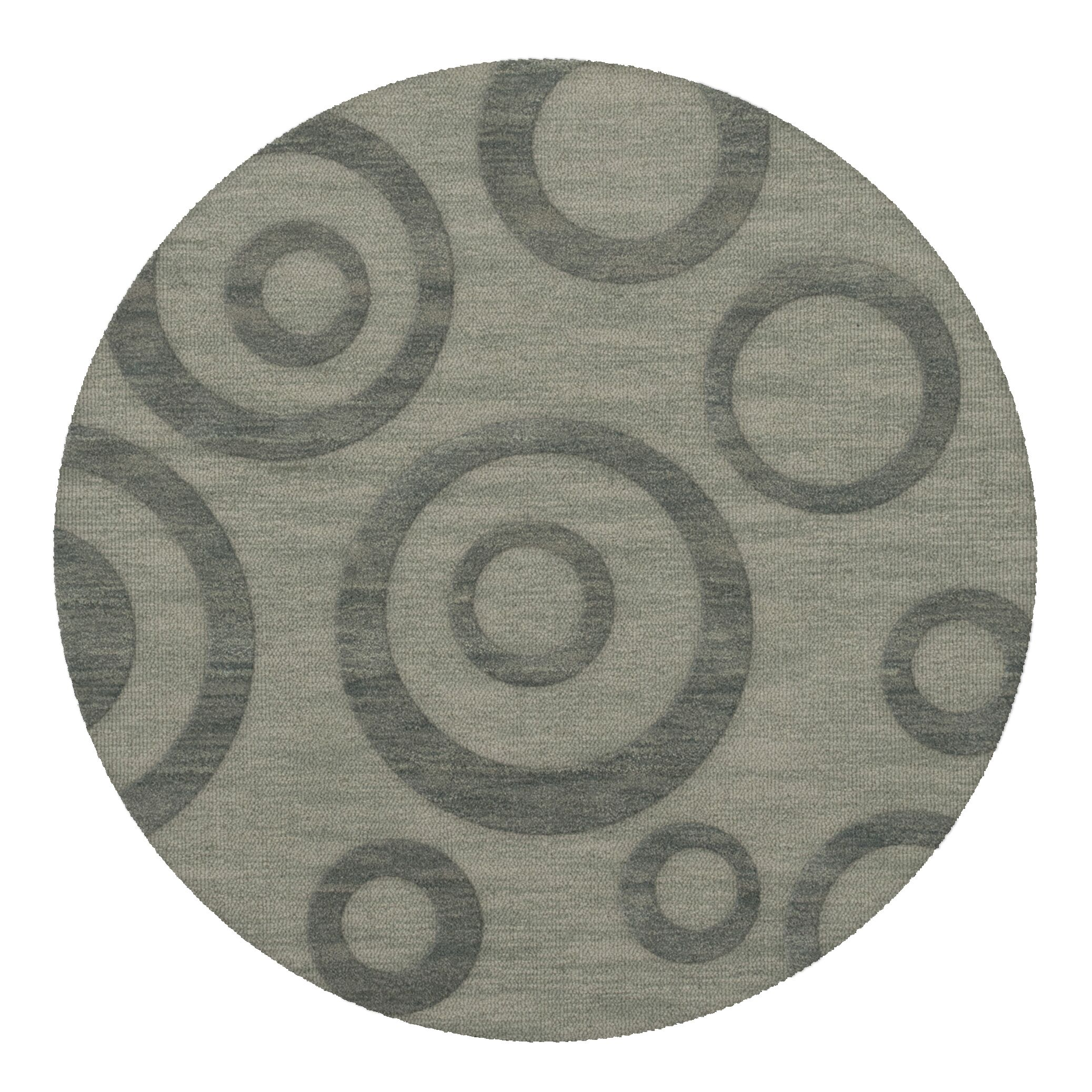 Dover Spa Area Rug Rug Size: Round 8'