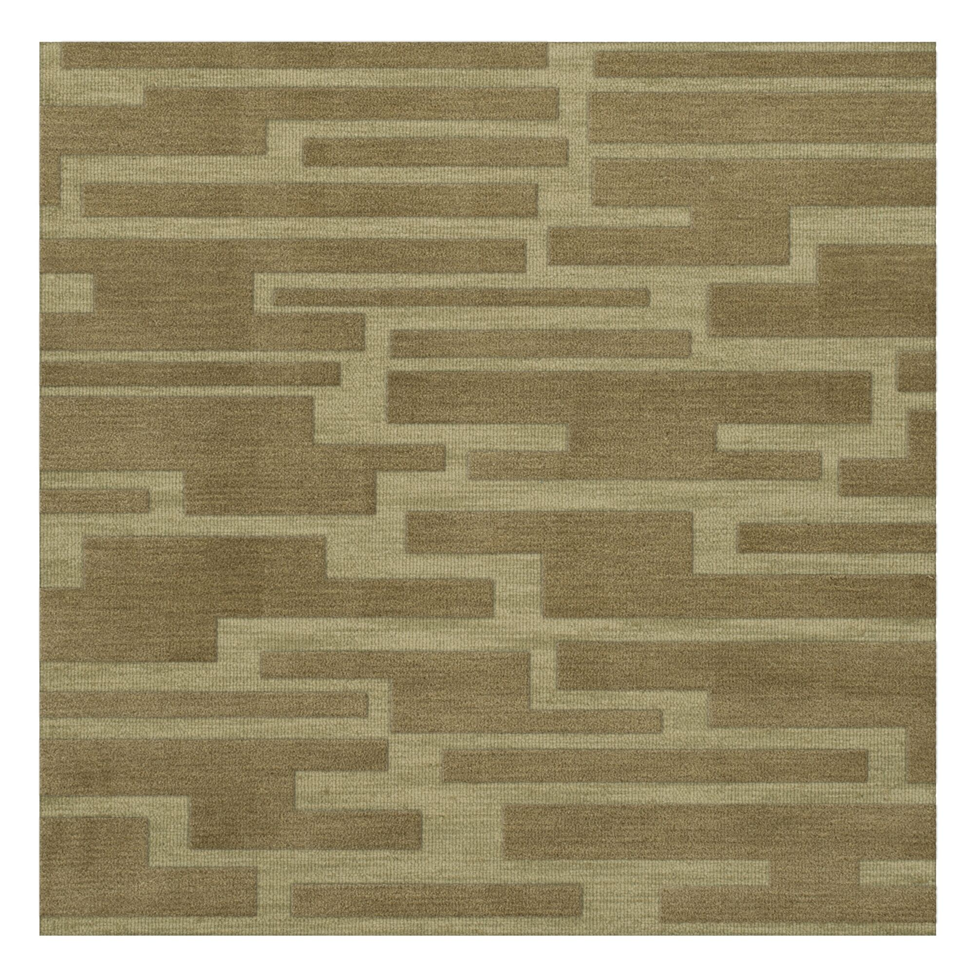 Dover Marsh Area Rug Rug Size: Square 10'
