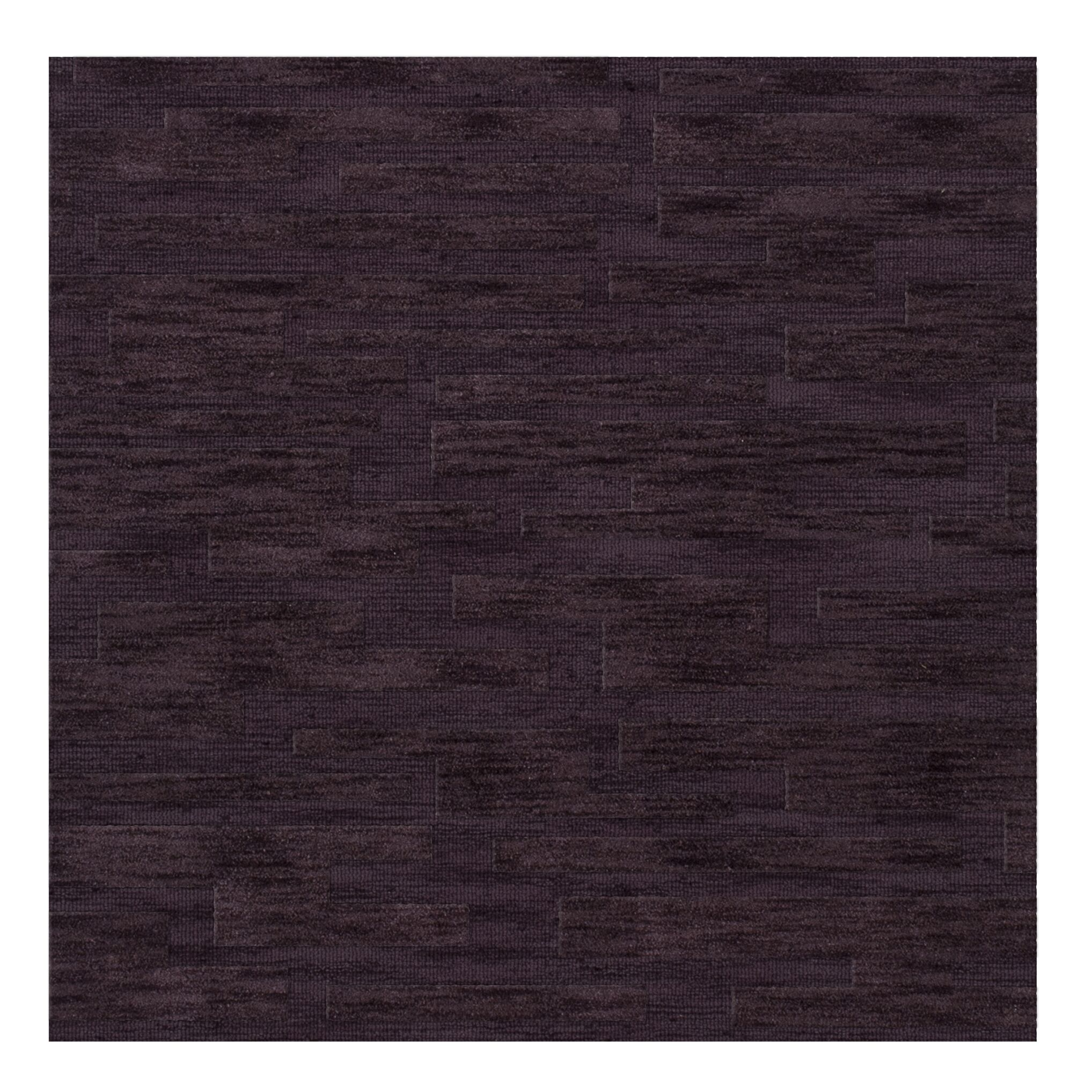 Dover Grape Ice Area Rug Rug Size: Square 12'