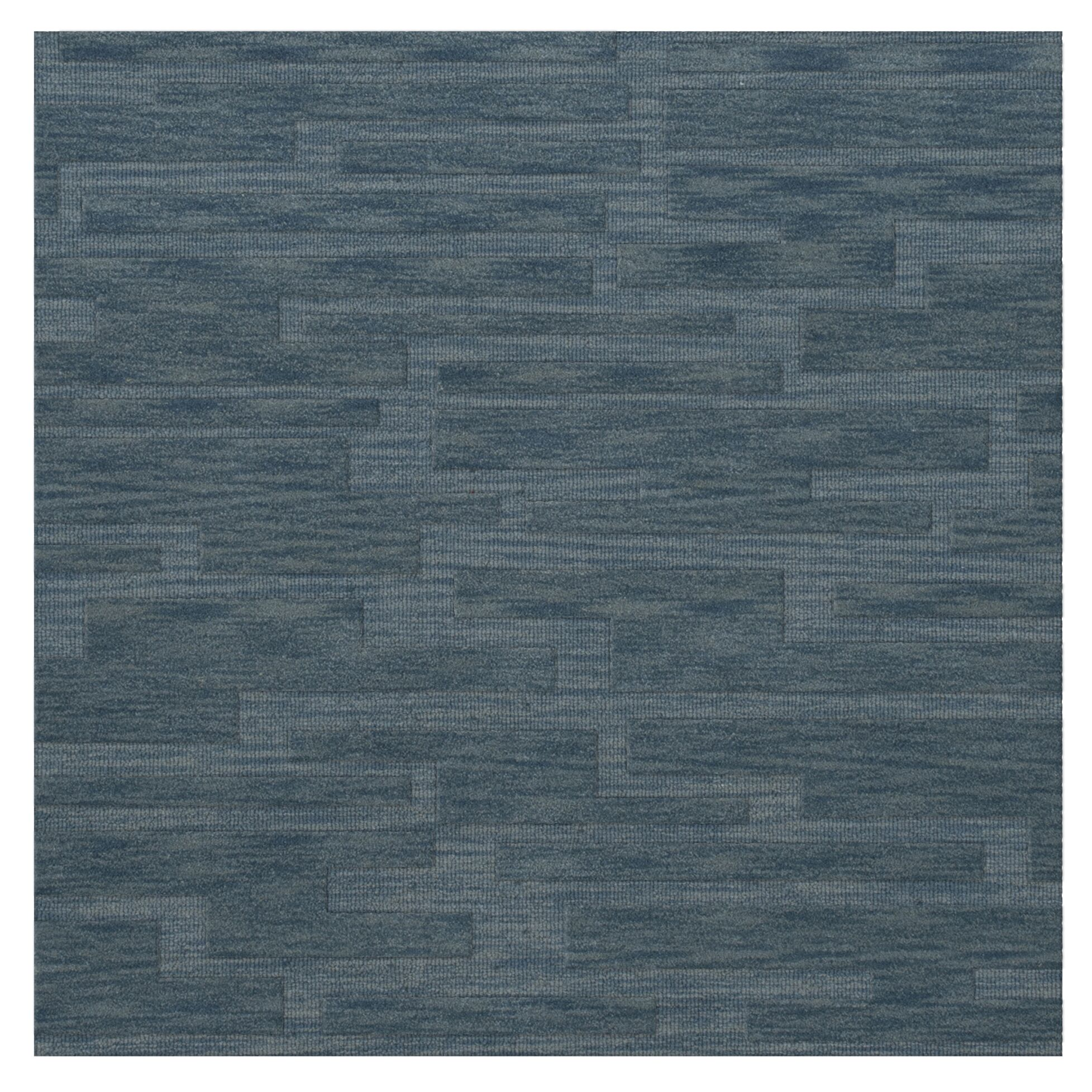 Dover Sky Area Rug Rug Size: Square 6'