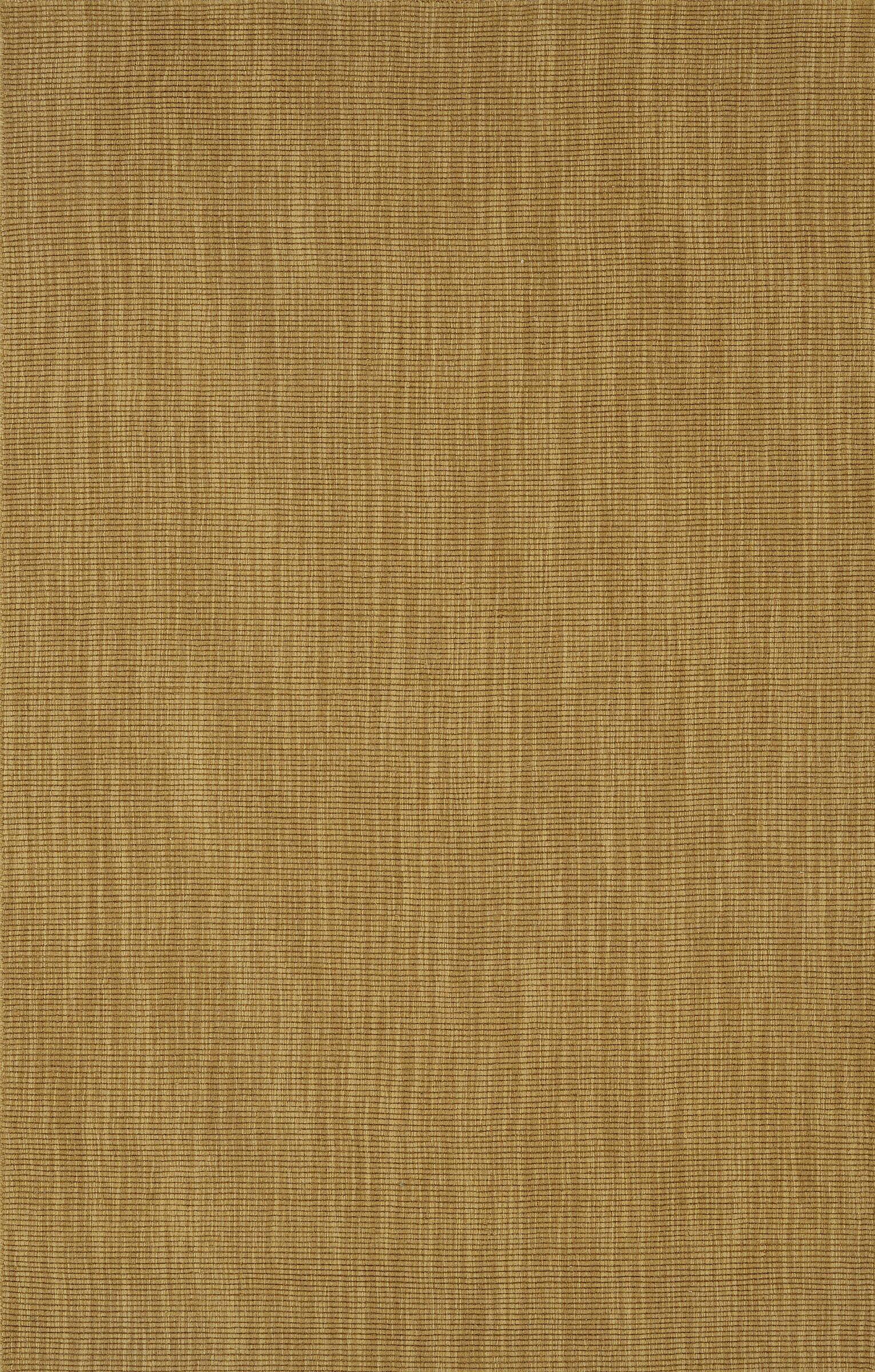 Dionne Gold Solid Rug Rug Size: Runner 2'3