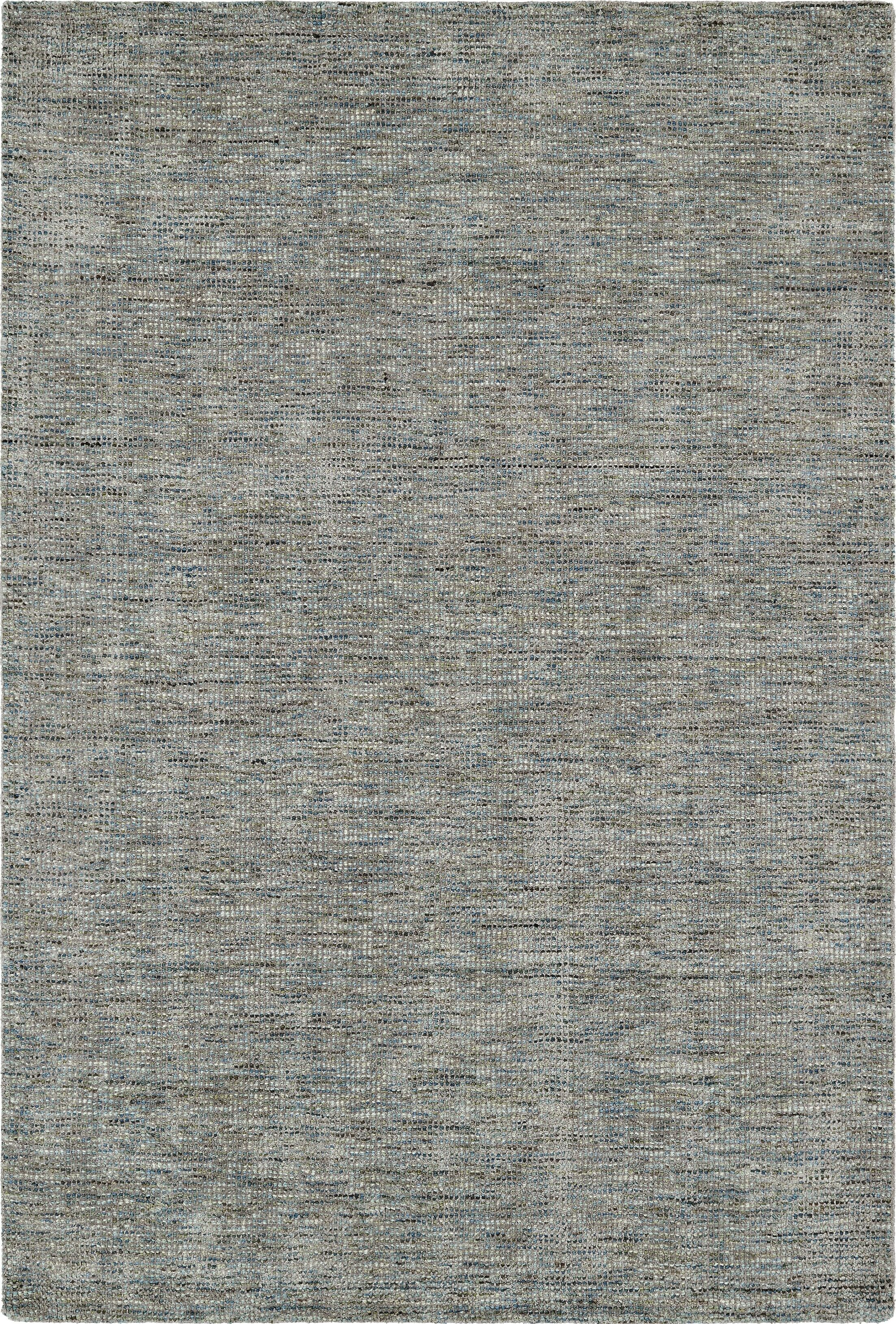 Toro Hand-Loomed Silver Area Rug Rug Size: Rectangle 9' x 13'