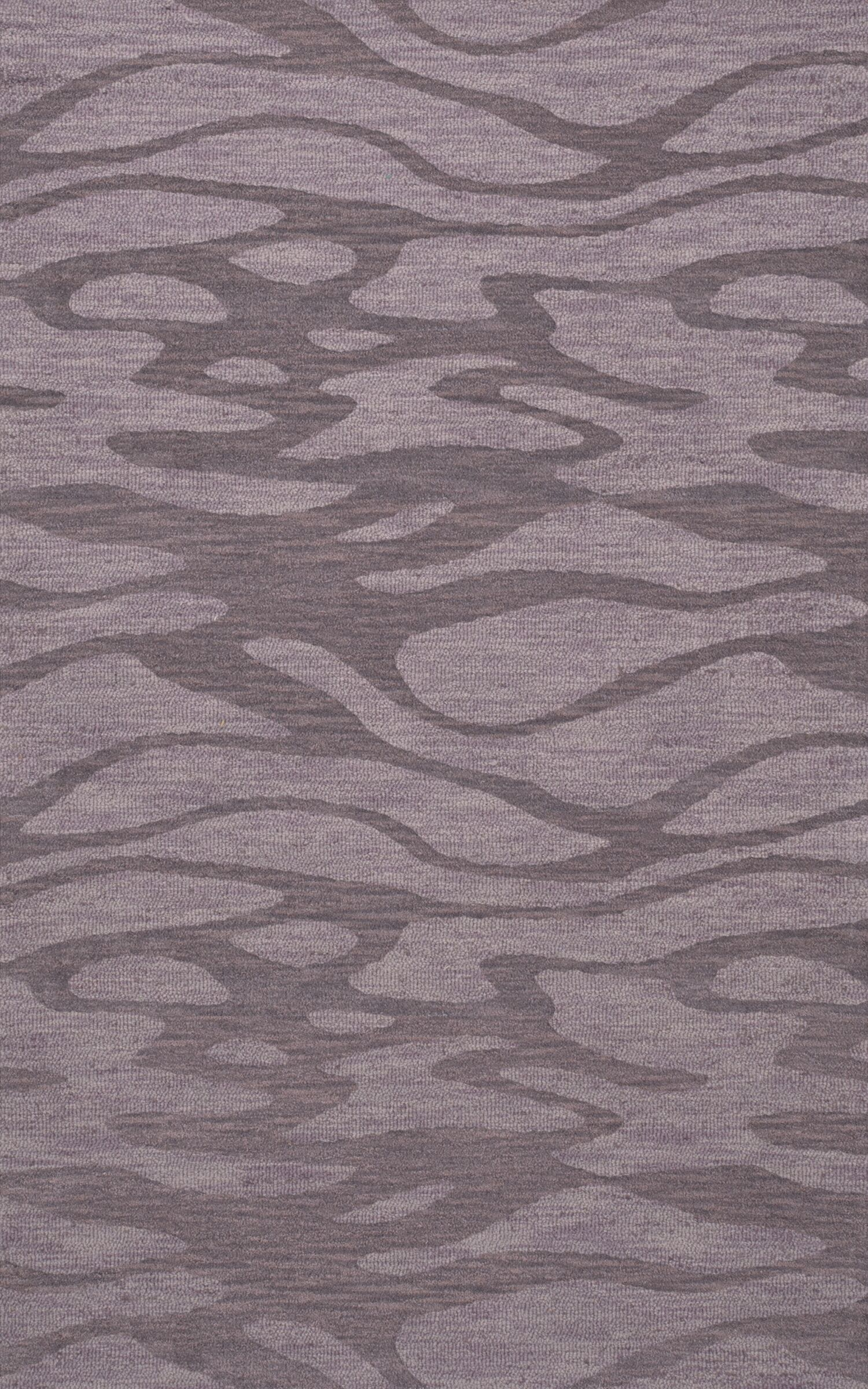 Bella Purple Area Rug Rug Size: Rectangle 5' x 8'