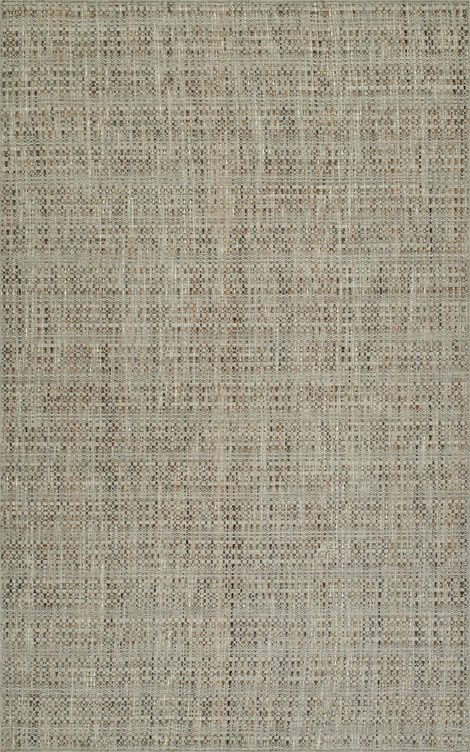 Nepal Hand-Loomed Tufted Wool Taupe Area Rug Rug Size: Rectangle 9' x 13'