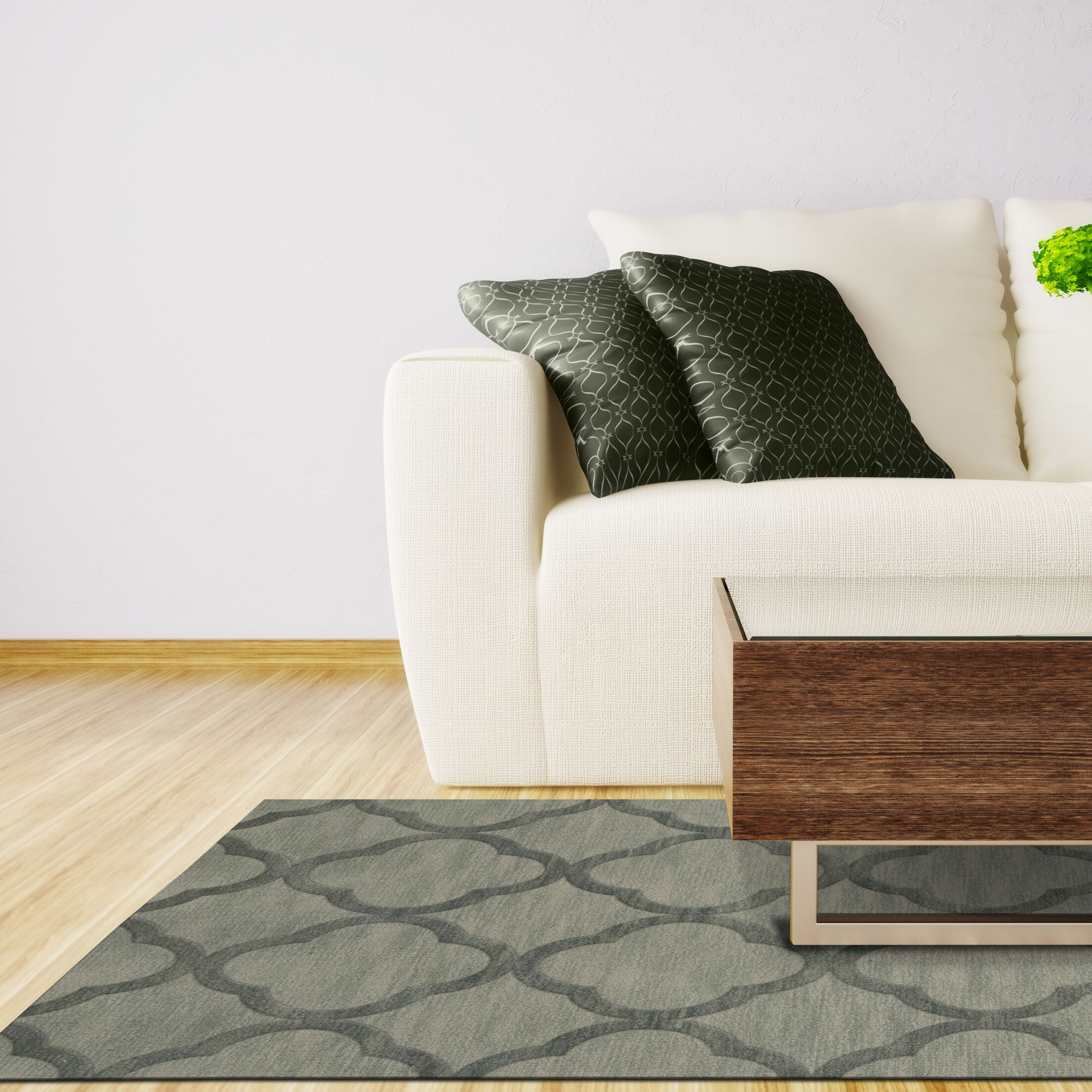 Dover Spa Area Rug Rug Size: Rectangle 8' x 10'