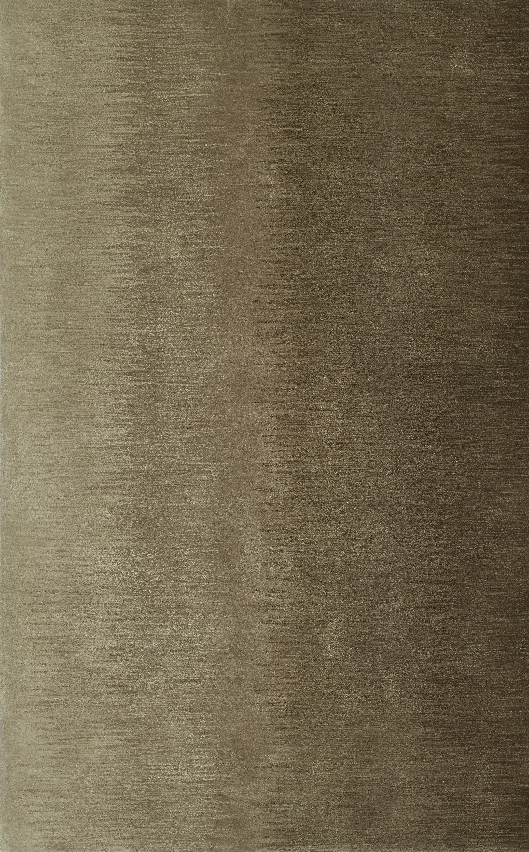 Delmar Hand-Tufted Taupe Area Rug Rug Size: Rectangle 5' x 7'6