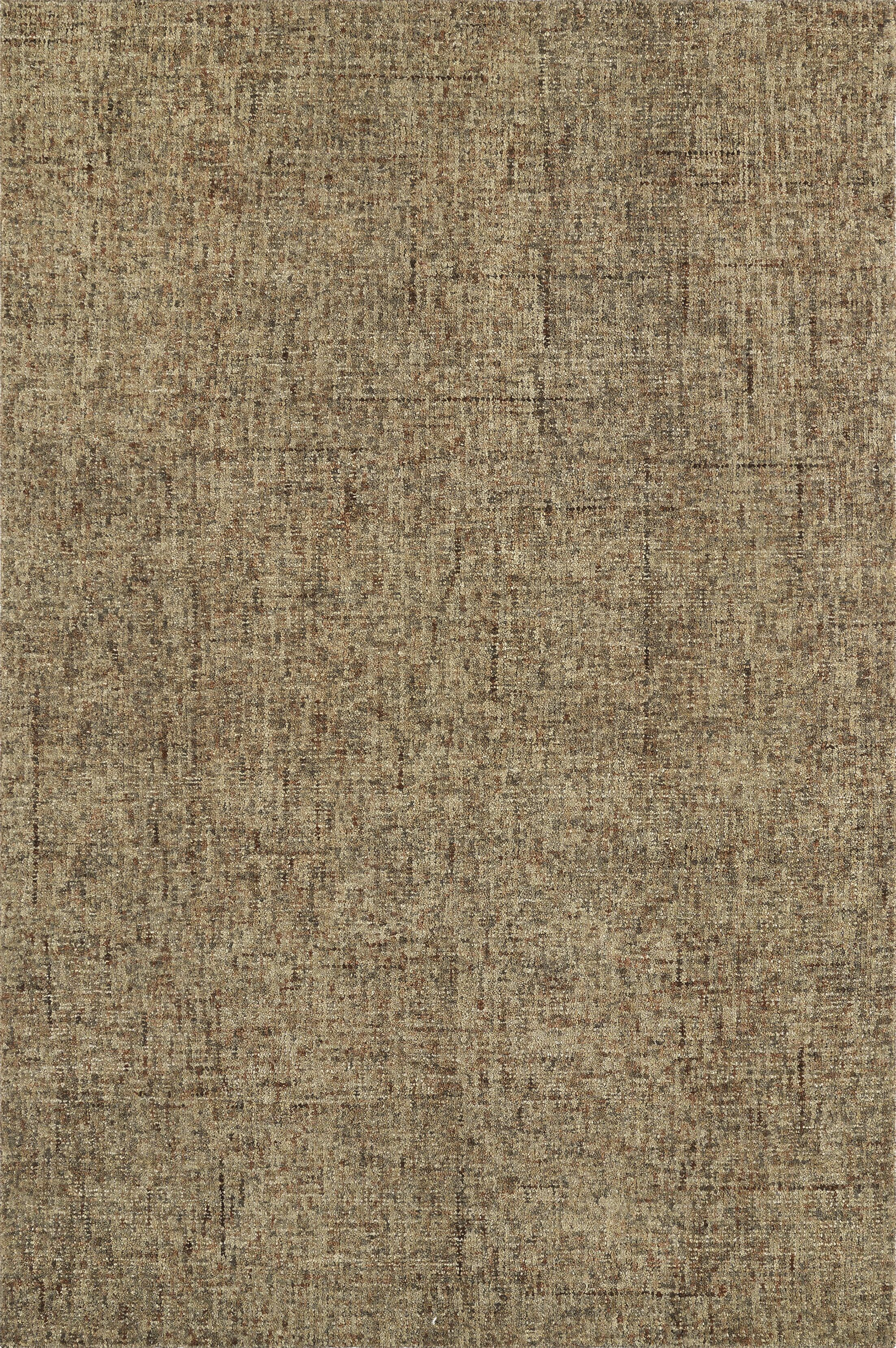 Gilboa Hand-Tufted Wool Desert Area Rug Rug Size: Rectangle 8' x 10'