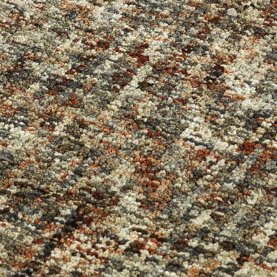 Gilboa Hand-Tufted Wool Kaleidoscope Area Rug Rug Size: Rectangle 5' x 7'6