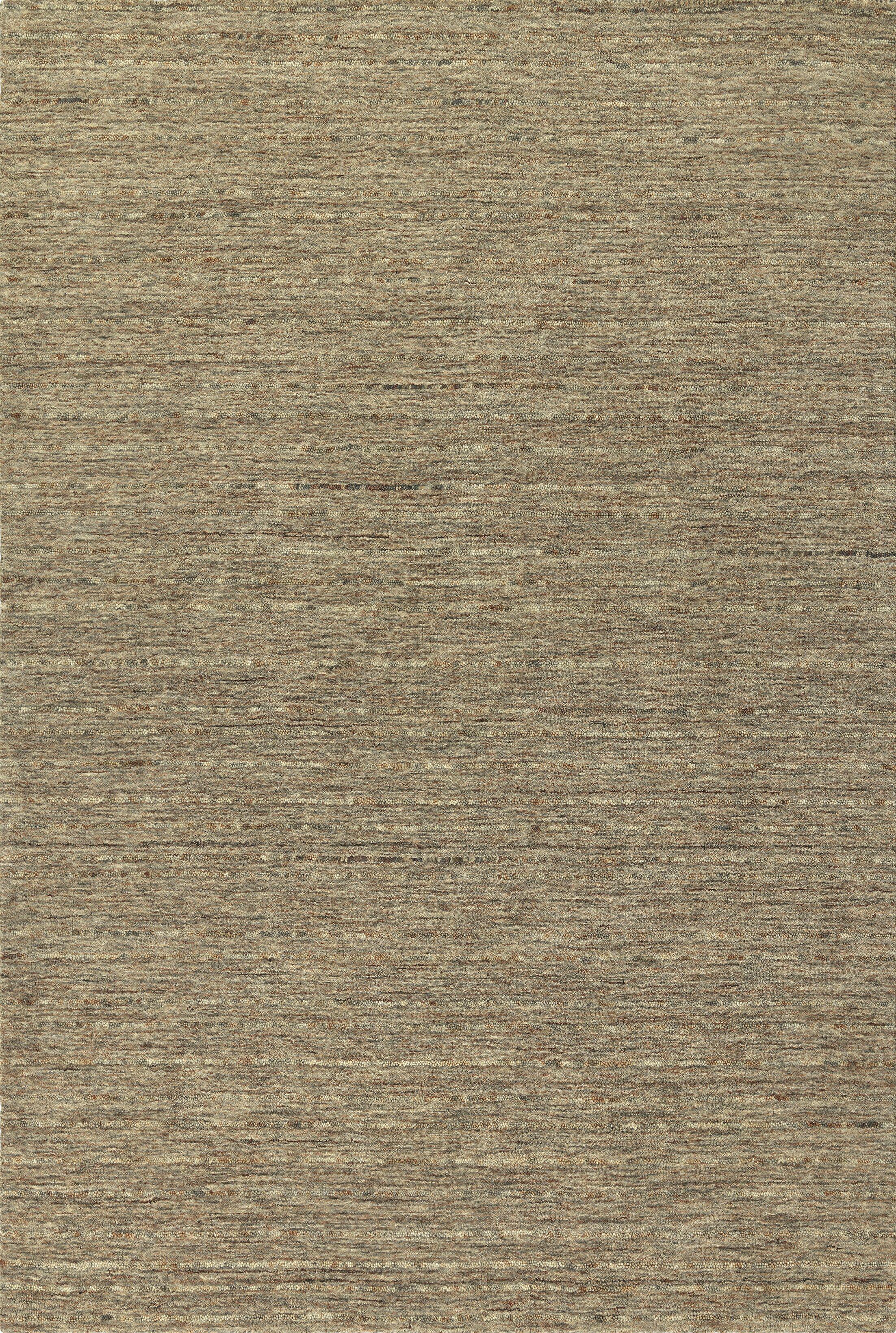 Glenville Hand-Woven Wool Desert Area Rug Rug Size: Rectangle 8' x 10'