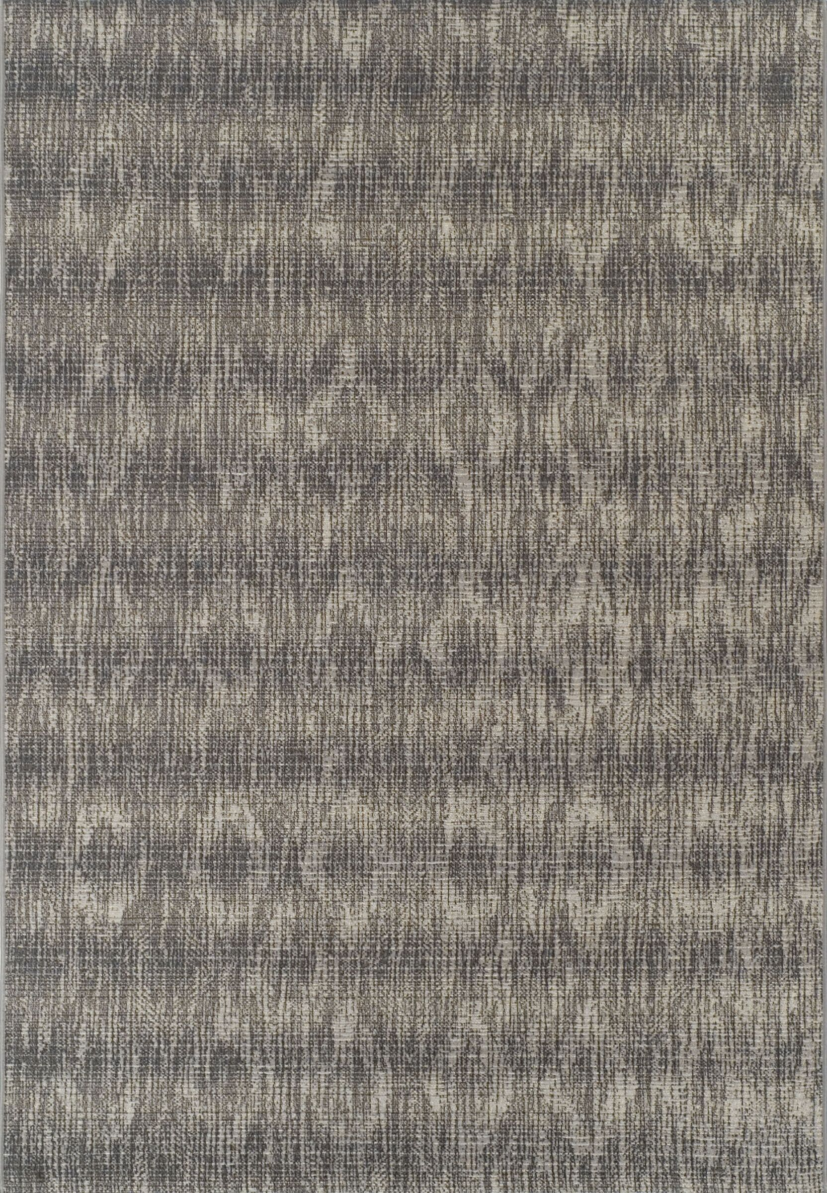 Timbia Ash Indoor/Outdoor Area Rug  Rug Size: Rectangle 5'1
