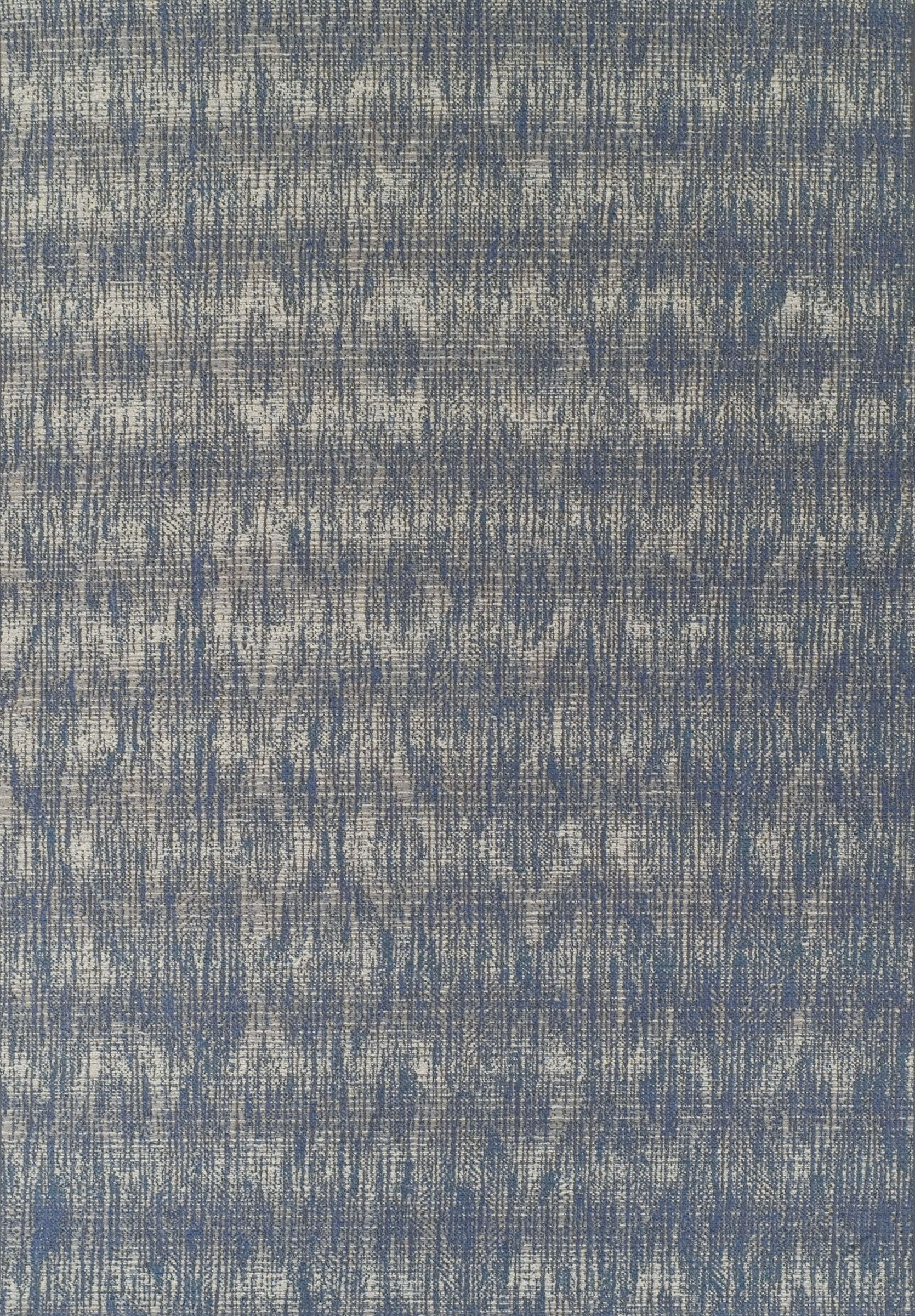 Tissir Denim Indoor/Outdoor Area Rug  Rug Size: Rectangle 8'2