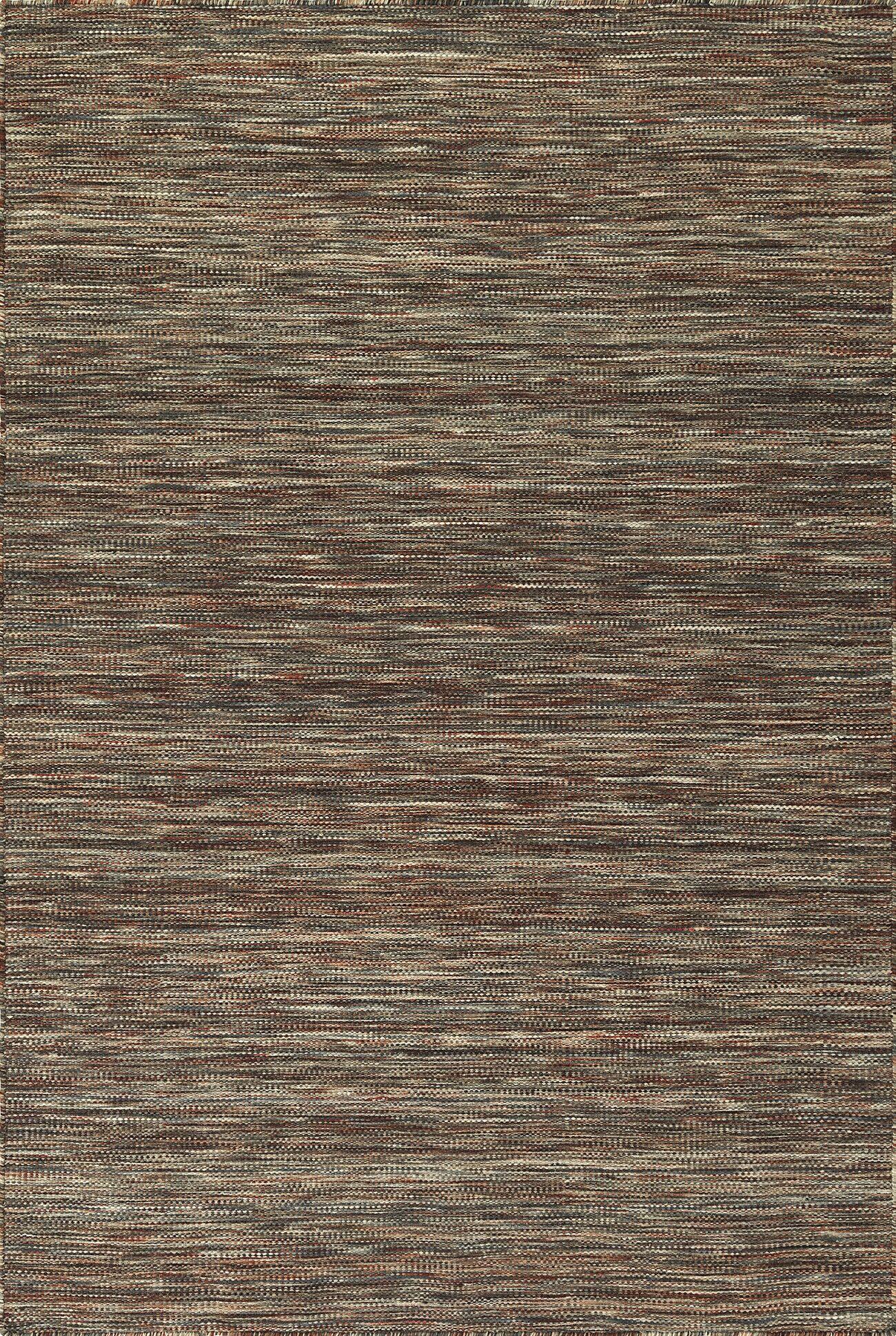 Indre Hand Woven Wool Kaleidoscope Area Rug Rug Size: Rectangle 3'6