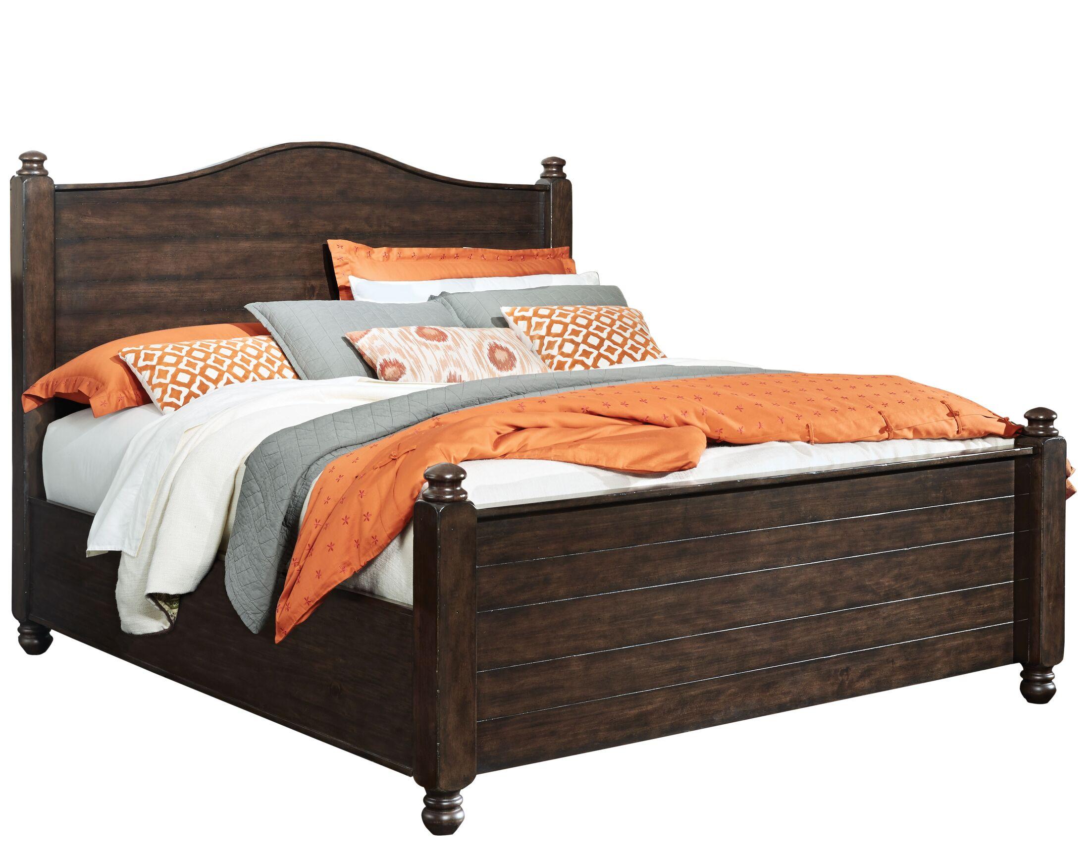 Schneider Panel Bed