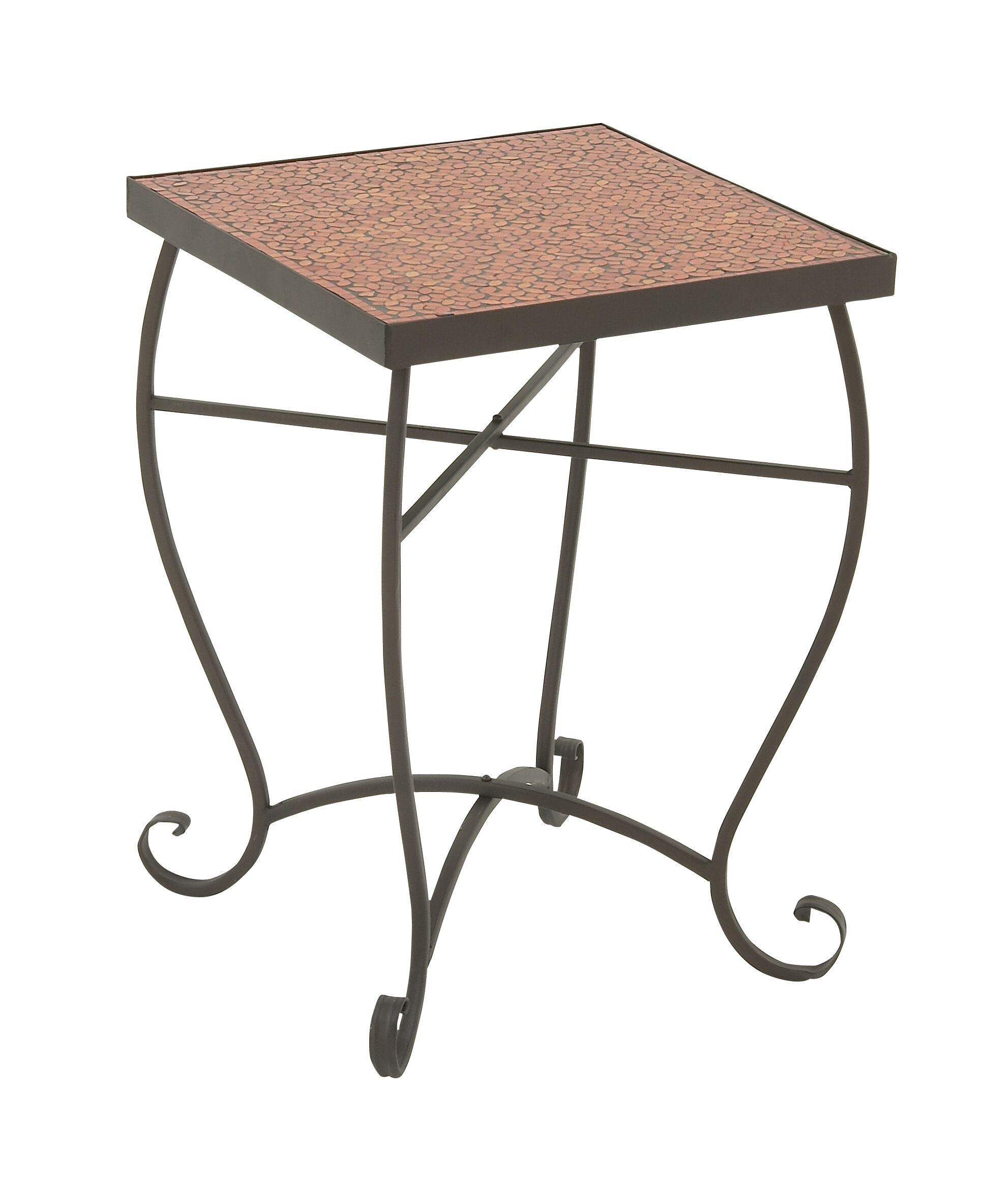 End Table Color: Red