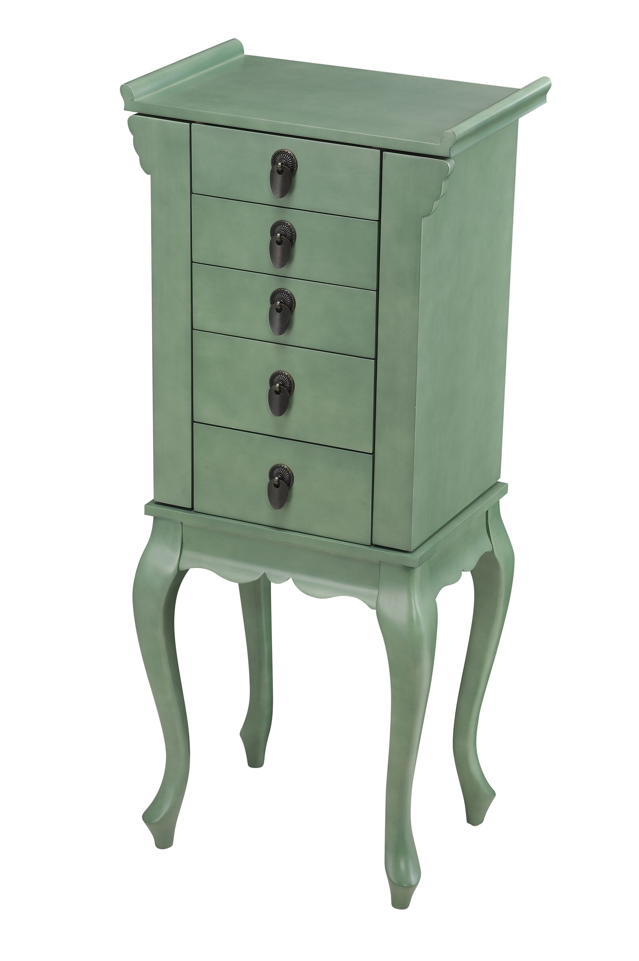 Bryant Free Standing Jewelry Armoire