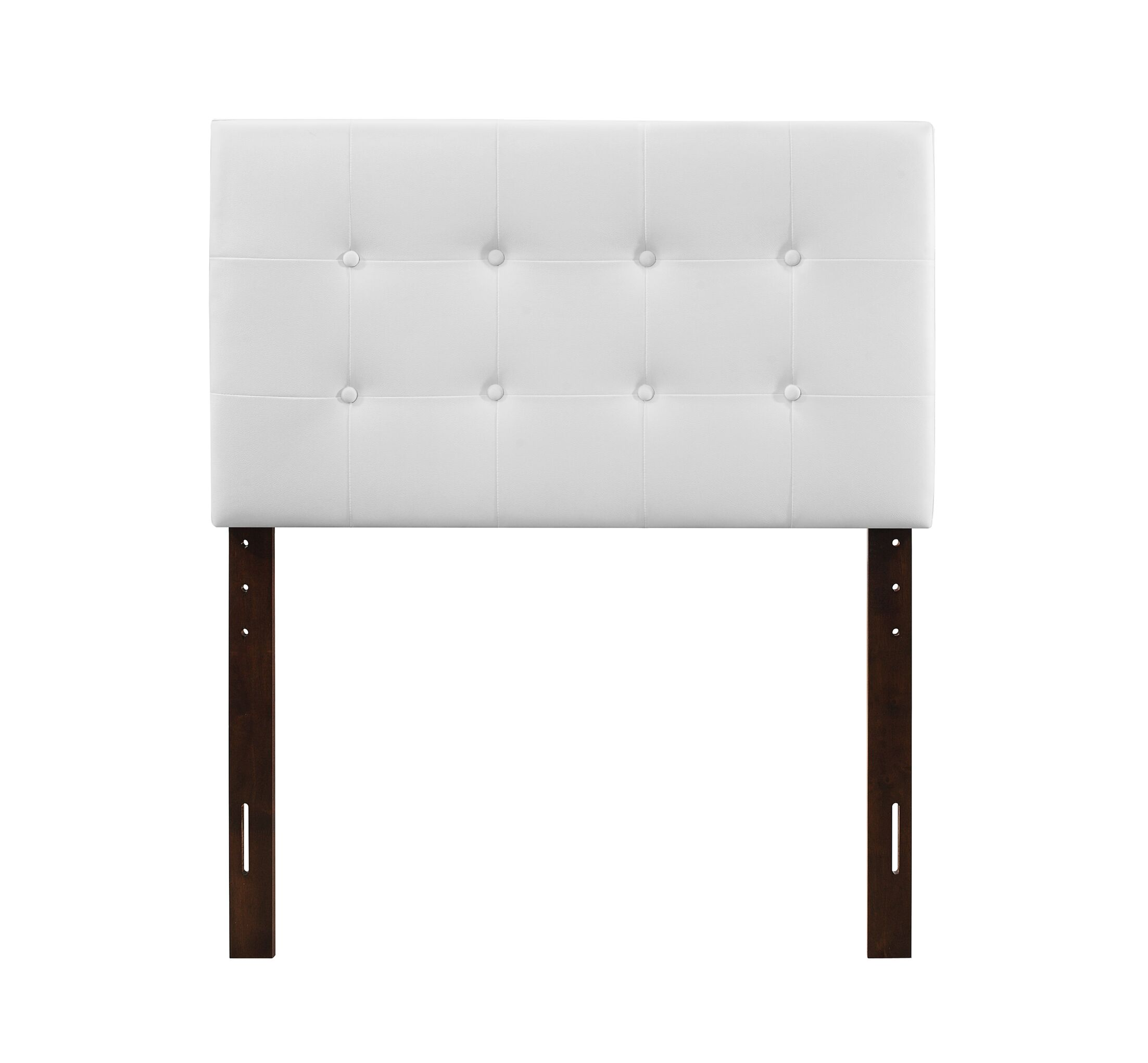 Albertina Upholstered Panel Headboard Size: Queen, Upholstery: Red