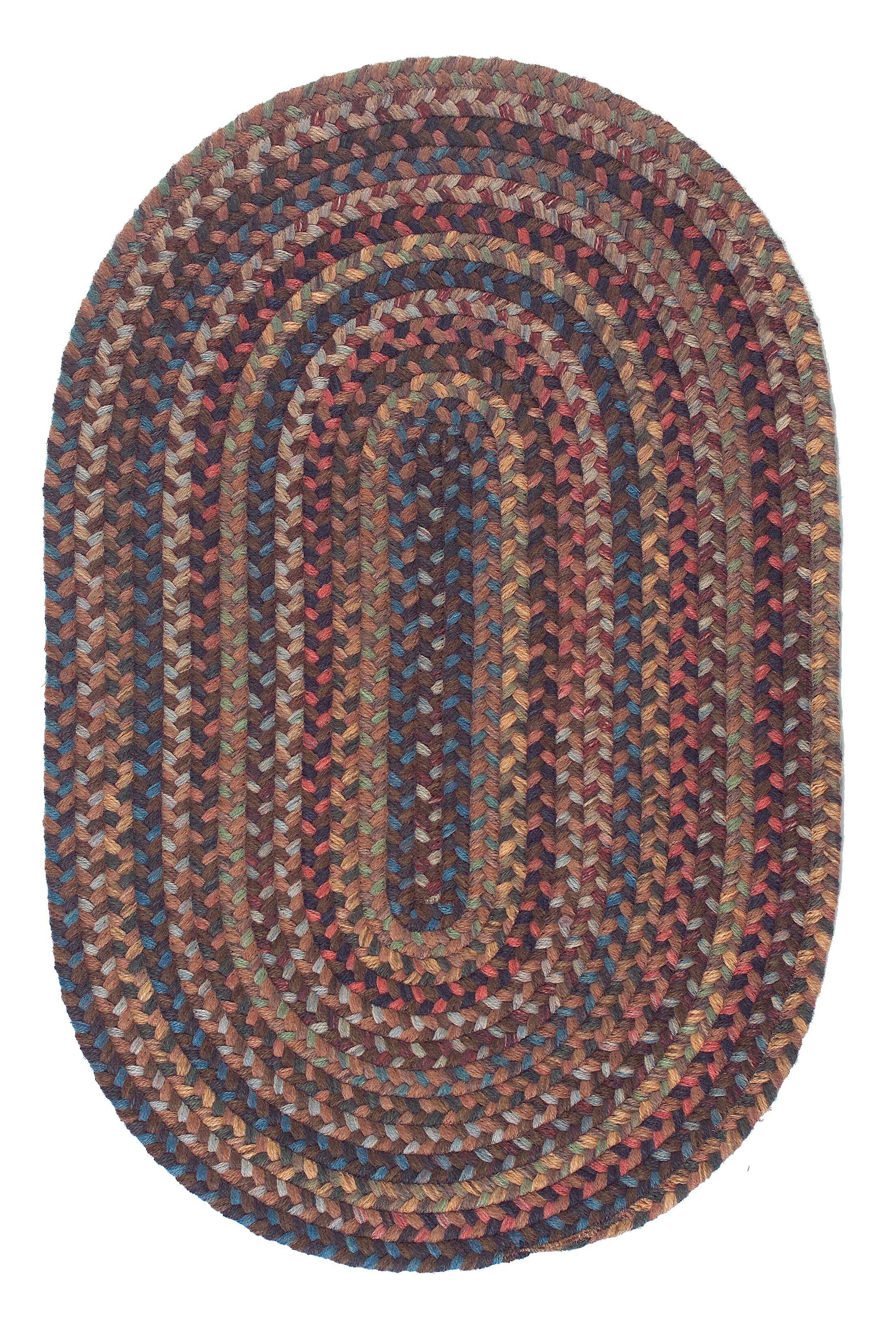 Oak Harbour Dusk Area Rug Rug Size: Oval 12' x 15'