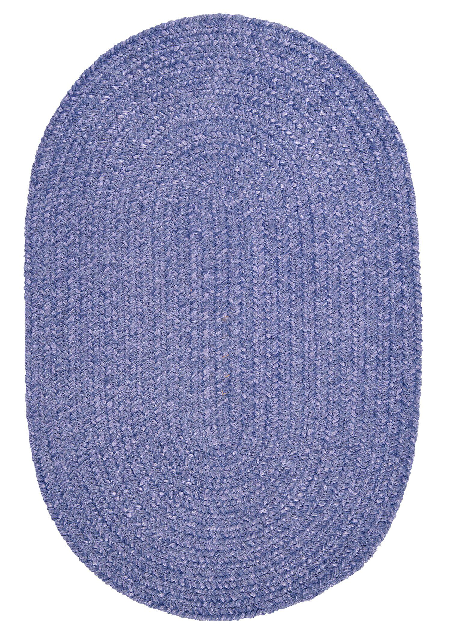 Spring Meadow Amethyst Area Rug Rug Size: Oval 7' x 9'