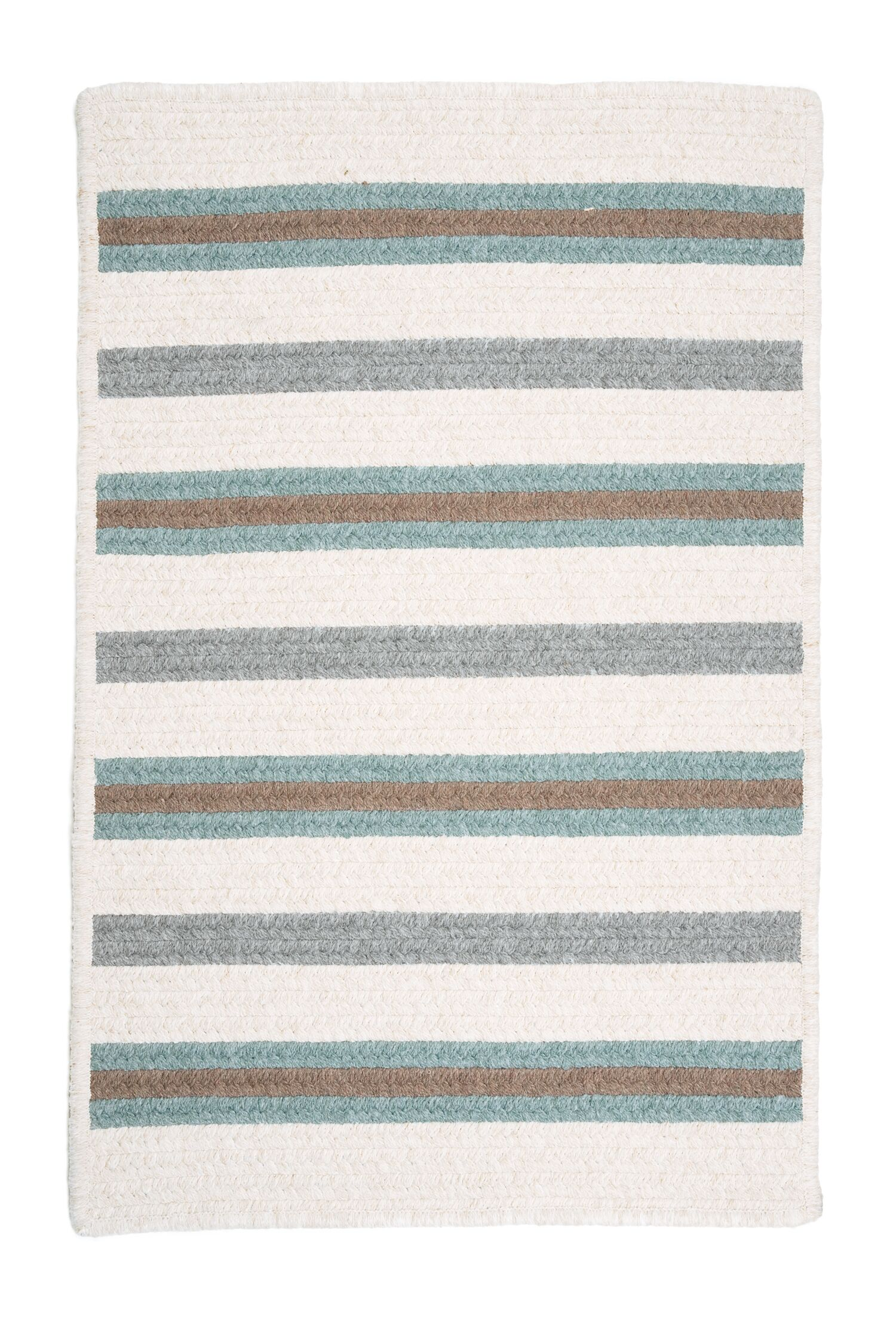 Allure Ivory Area Rug Rug Size: Rectangle 10' x 13'