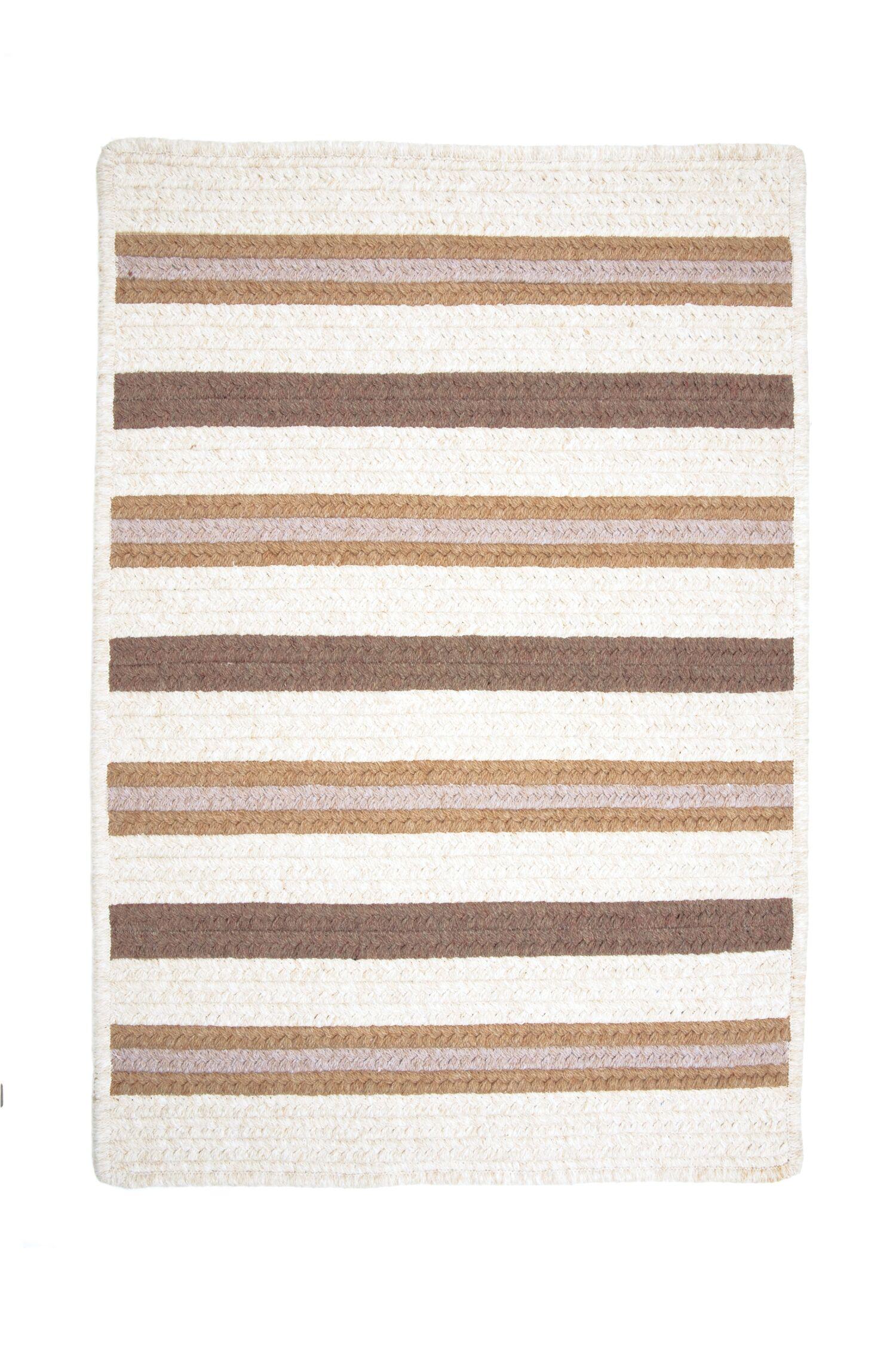Allure Haystack Rug Rug Size: Square 8'