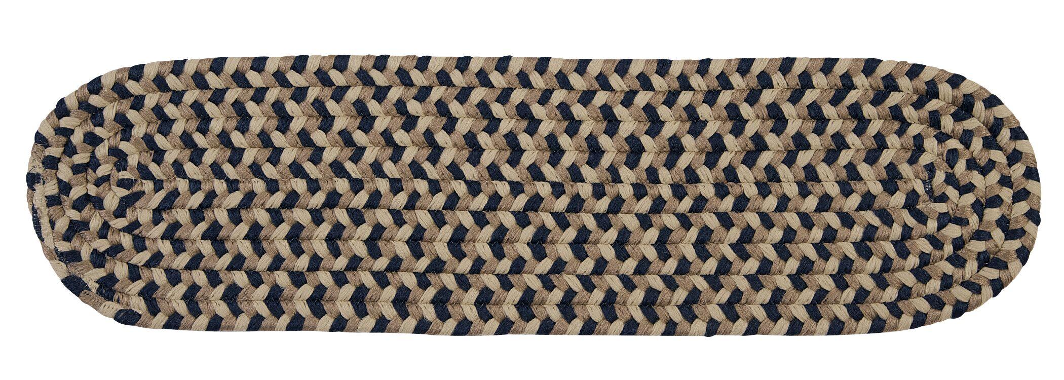 Burmingham Blue Crest Stair Tread Quantity: Set of 13