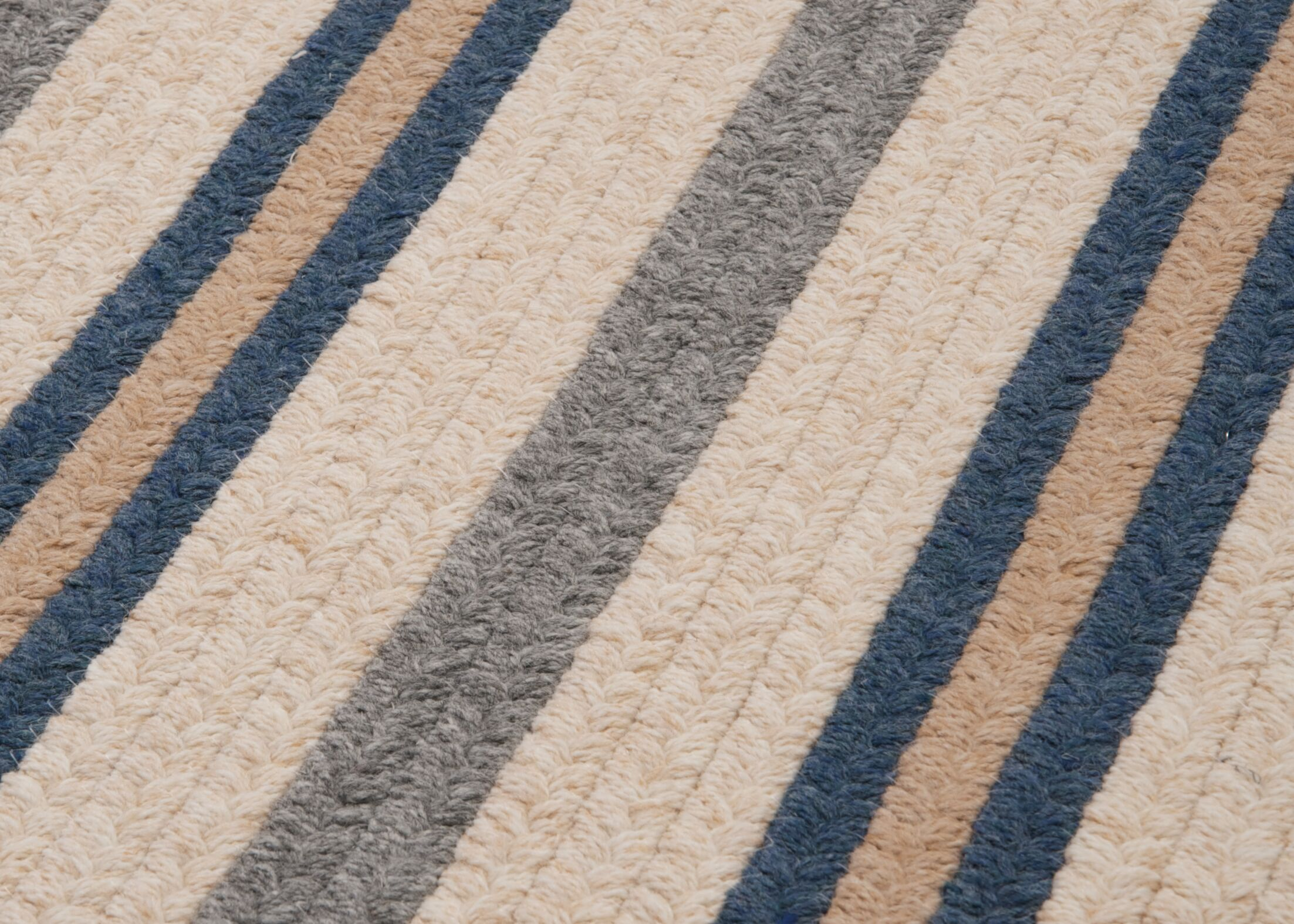 Allure Polo Blue Area Rug Rug Size: Square 8'