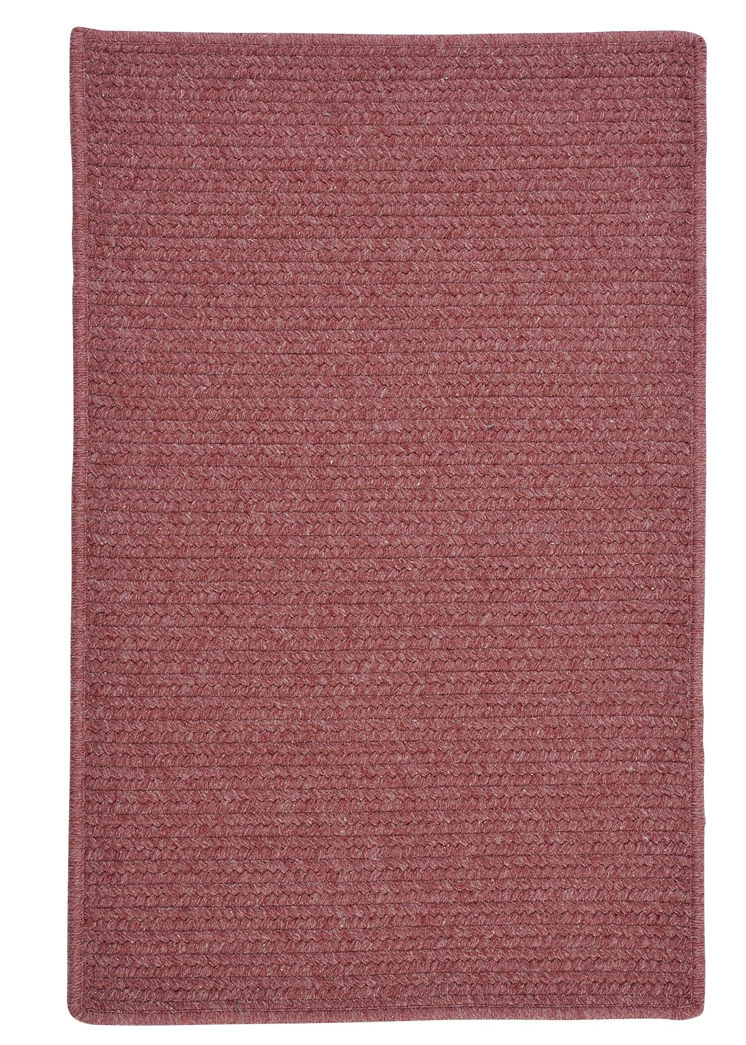 Courtyard Mauve Rug Rug Size: Rectangle 12' x 15'