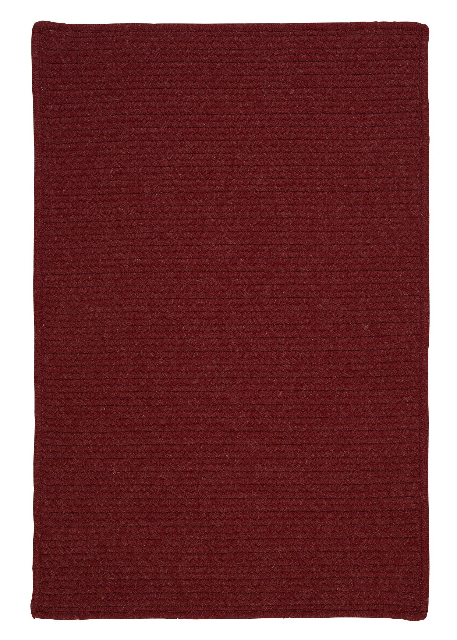 Courtyard Sangria Rug Fringe: Included, Rug Size: Runner 2' x 8'