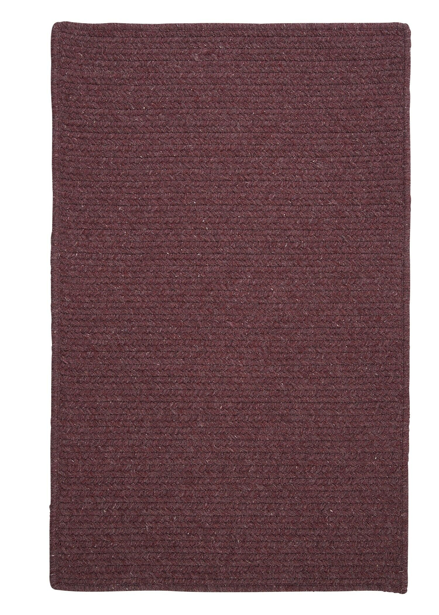 Courtyard Orchid Rug Fringe: Not Included, Rug Size: Runner 2' x 6'