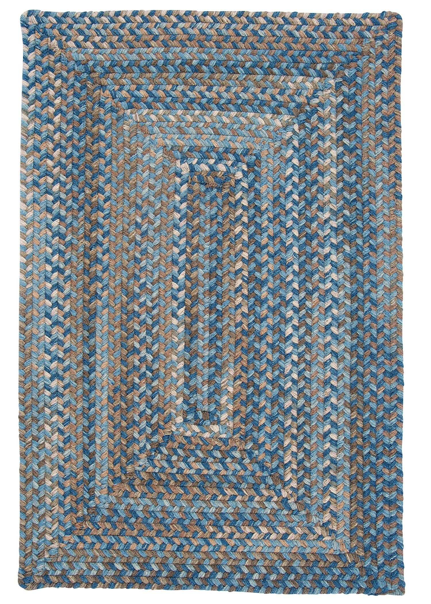 Rebeccah Area Rug Rug Size: Rectangle 8' x 11'