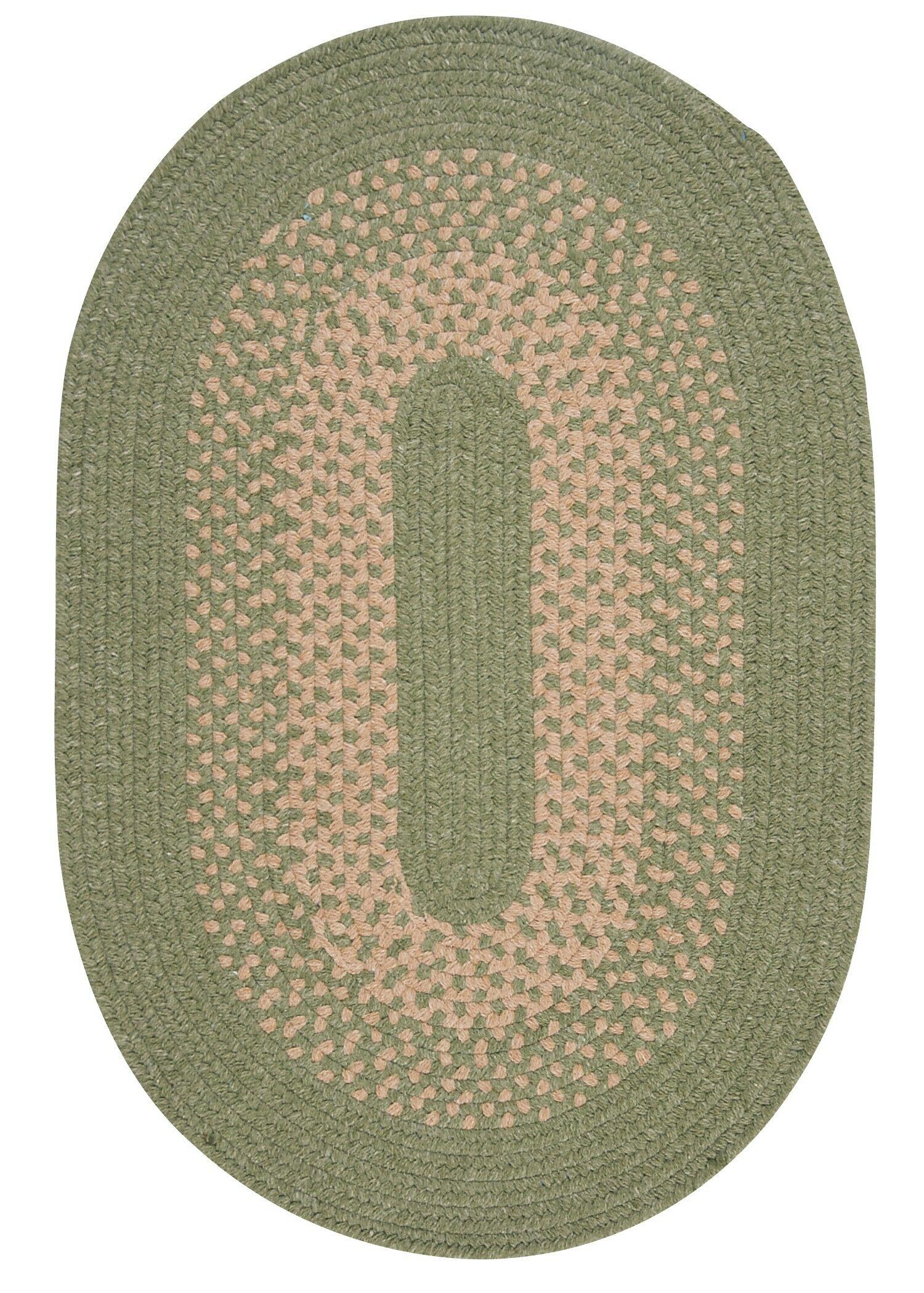 Jackson Palm Rug Rug Size: Round 4'