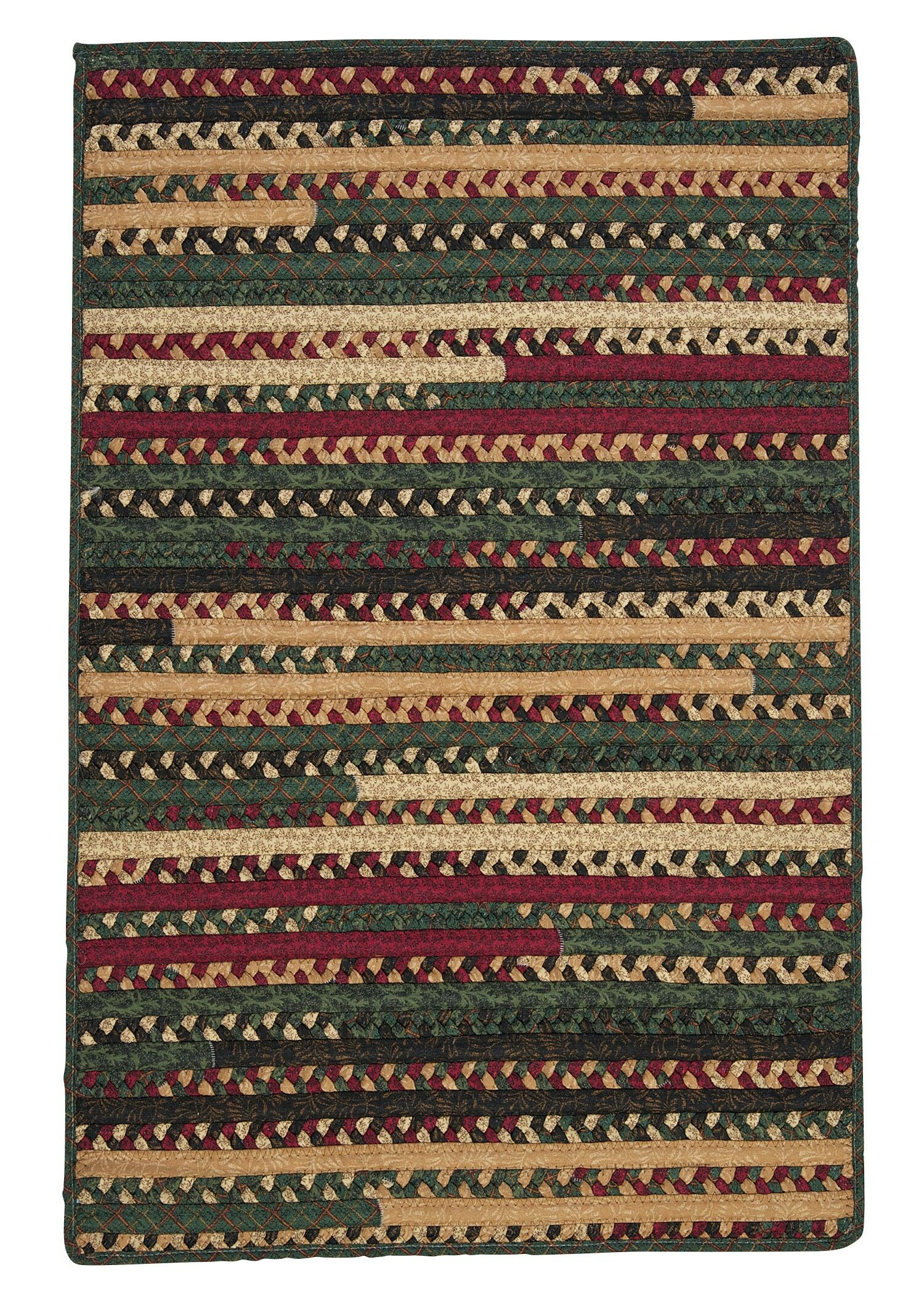 Market Mix Rectangle Winter Area Rug Rug Size: Runner 2' x 12'