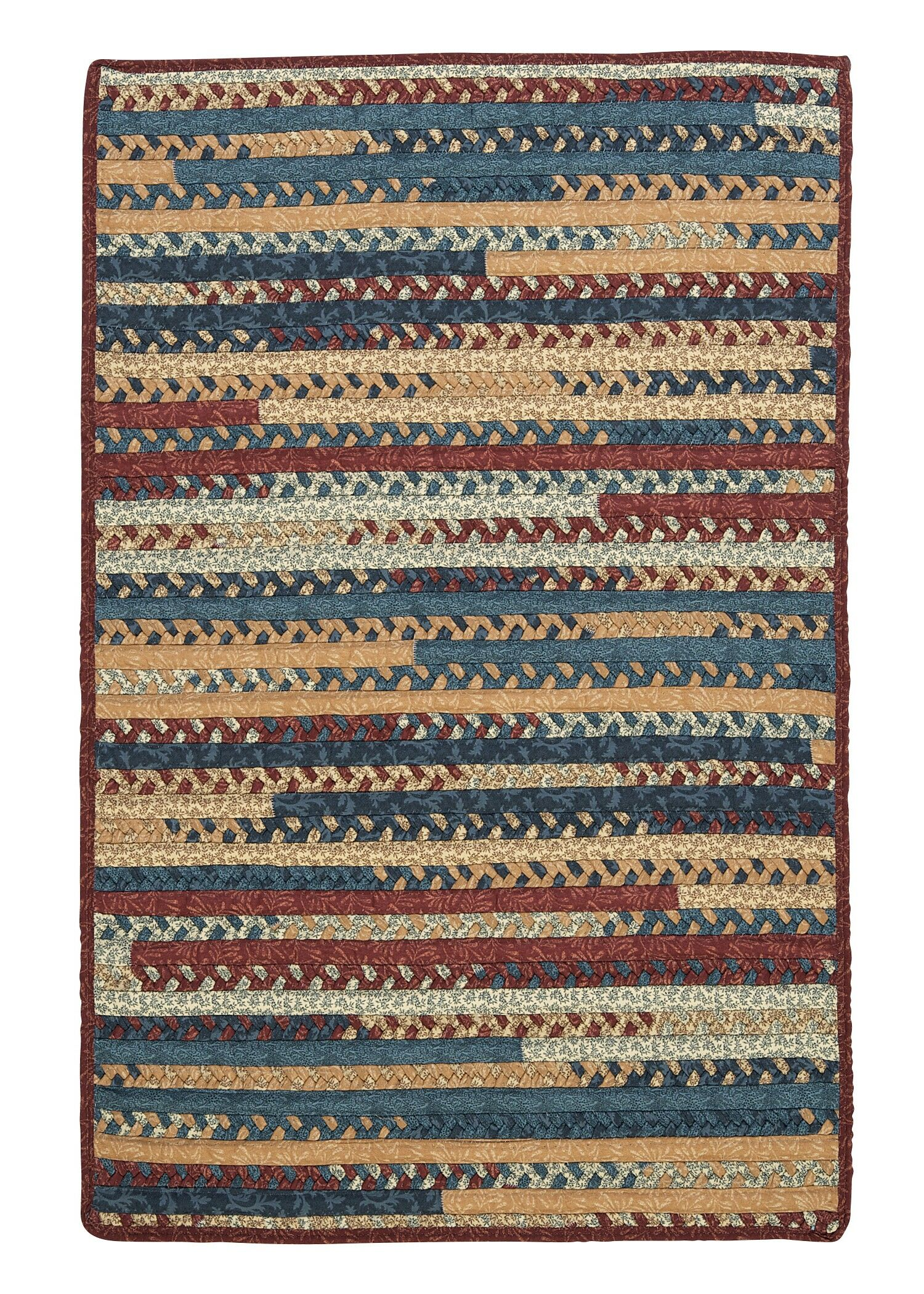 Market Mix Rectangle Summer Area Rug Rug Size: Rectangle 5' x 8'