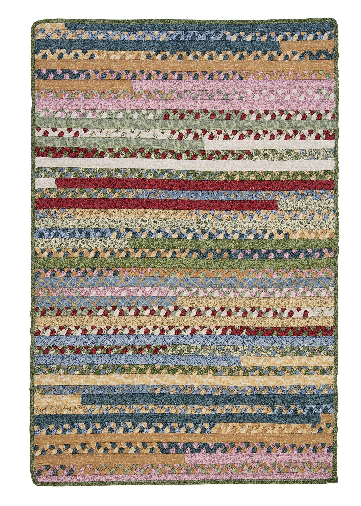 Market Mix Rectangle Keepsake Area Rug Rug Size: Rectangle 8' x 11'